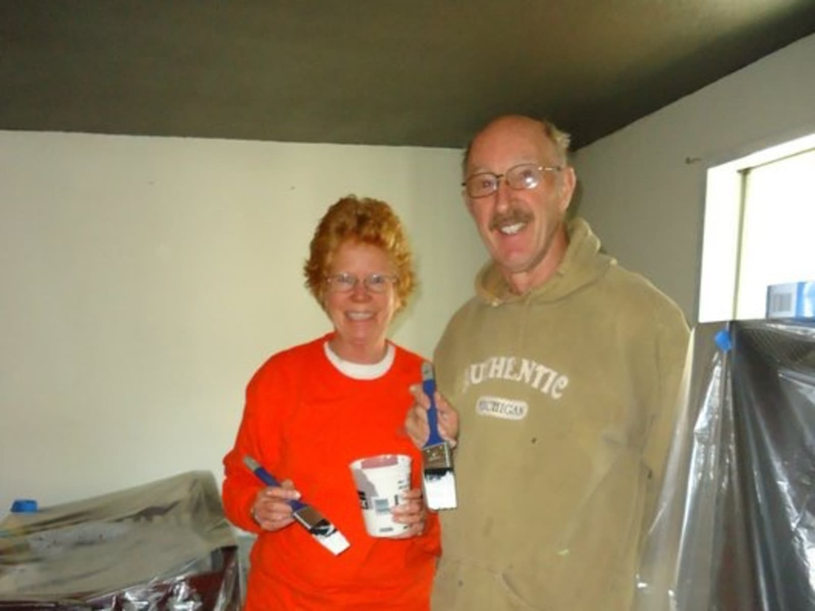 Patricia & John from Grand Blanc, Michigan, United States