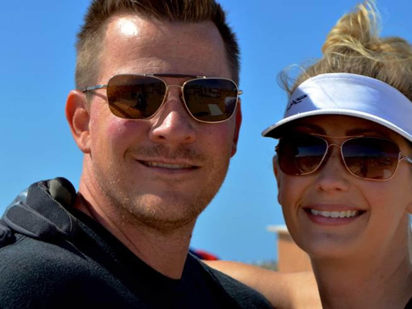 Mike & Nathalie from Phoenix, Arizona, United States