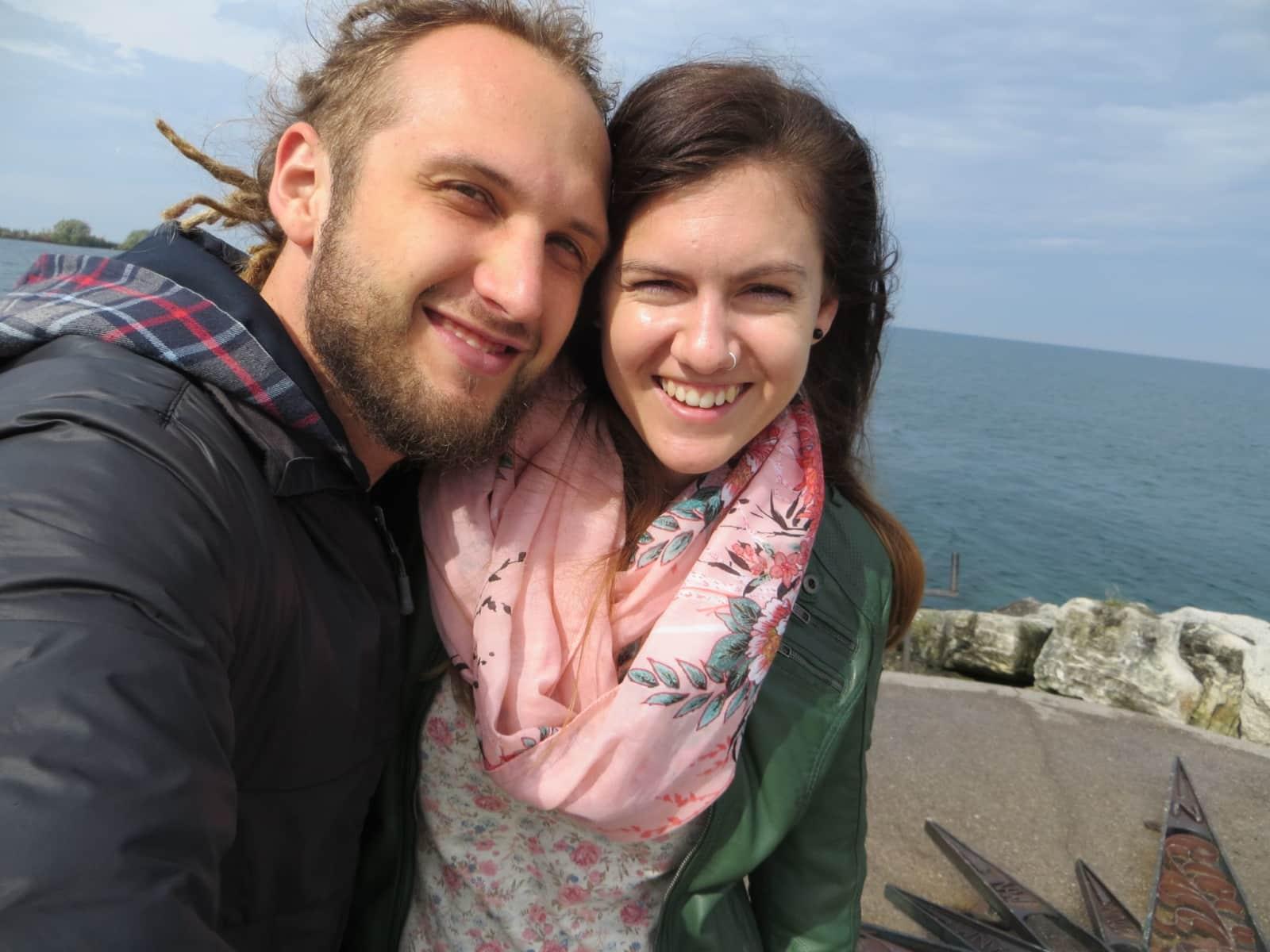 Sebastian & Marlene from Innsbruck, Austria