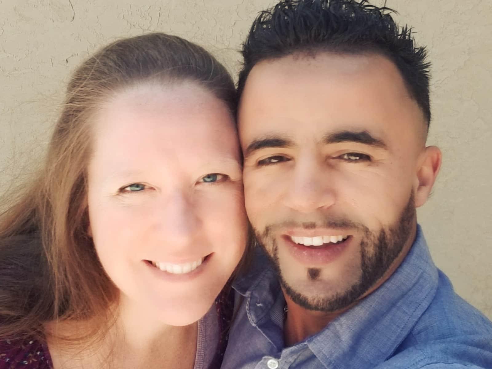 Denise & Lahcen from Jonesboro, Arkansas, United States