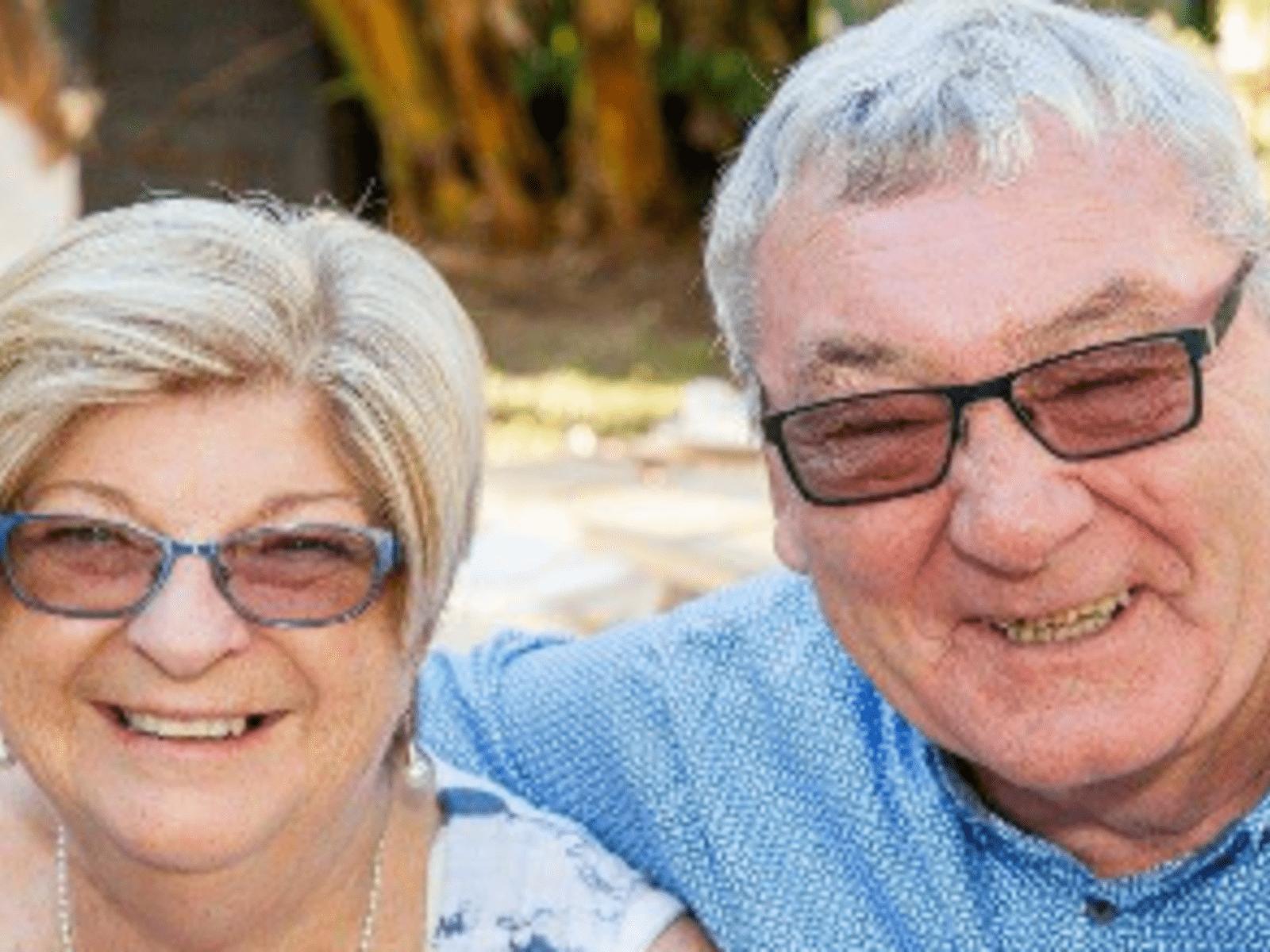 Sandy & John ( jock ) from Sunshine Coast, Queensland, Australia