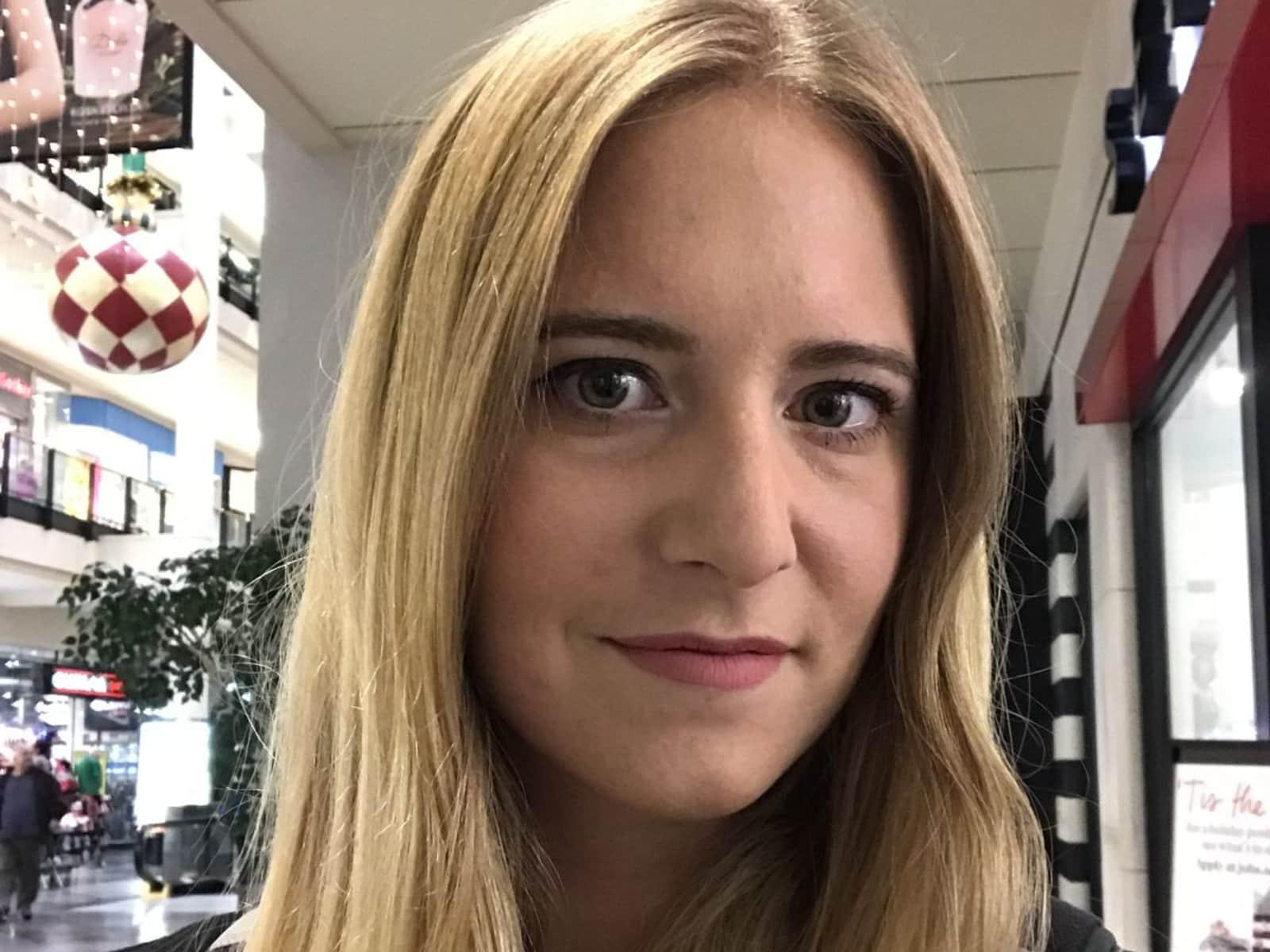 Aimée from Amsterdam, Netherlands