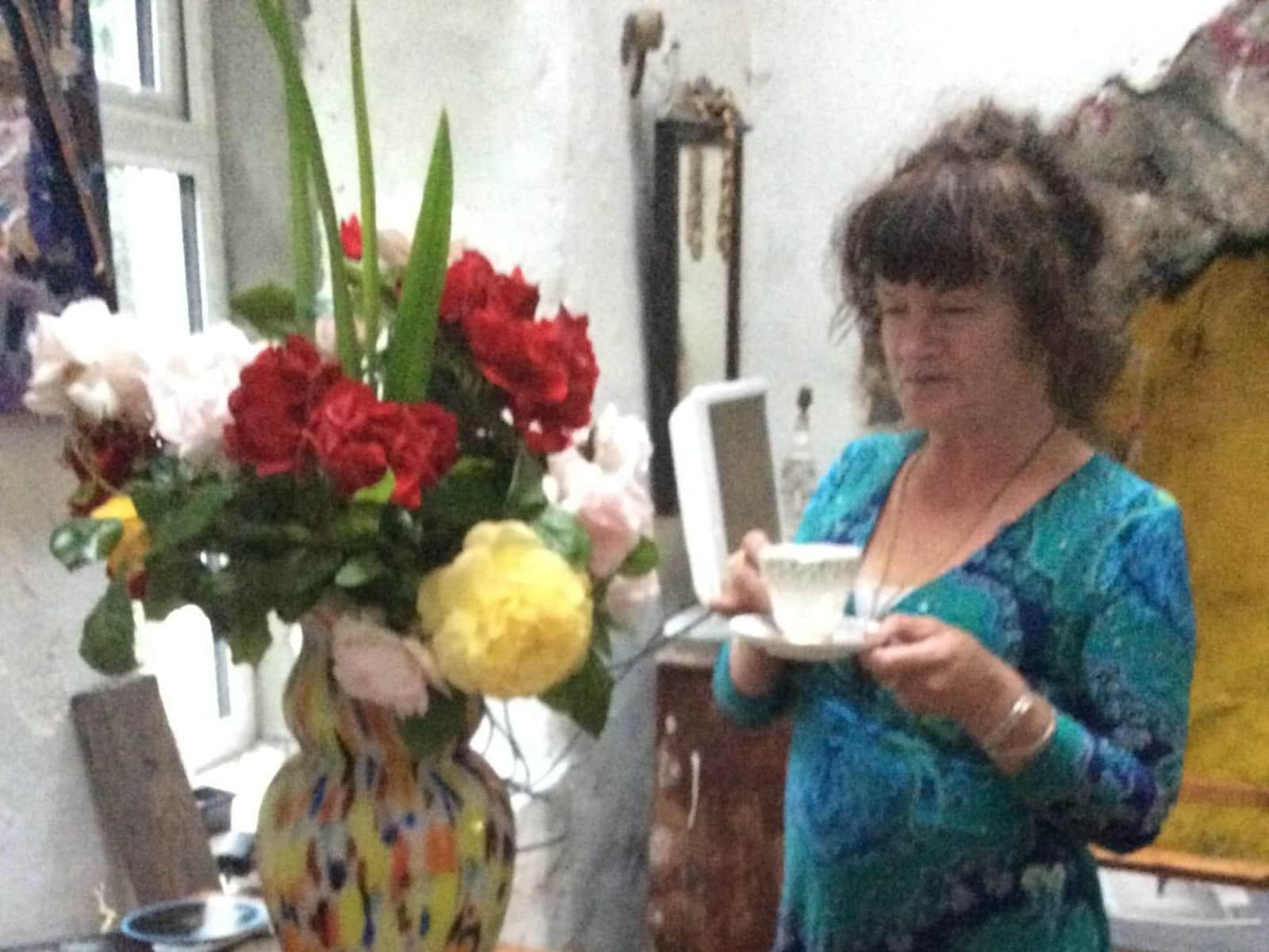 Theresa from Lehinch, Ireland