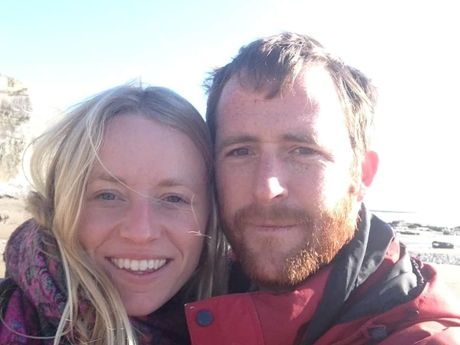 Heather & Ronan from Stroud, United Kingdom