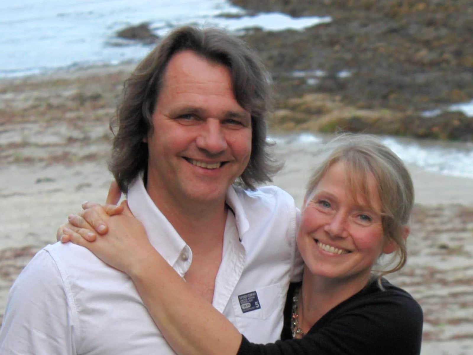 Mark & Susanne from Truro, United Kingdom