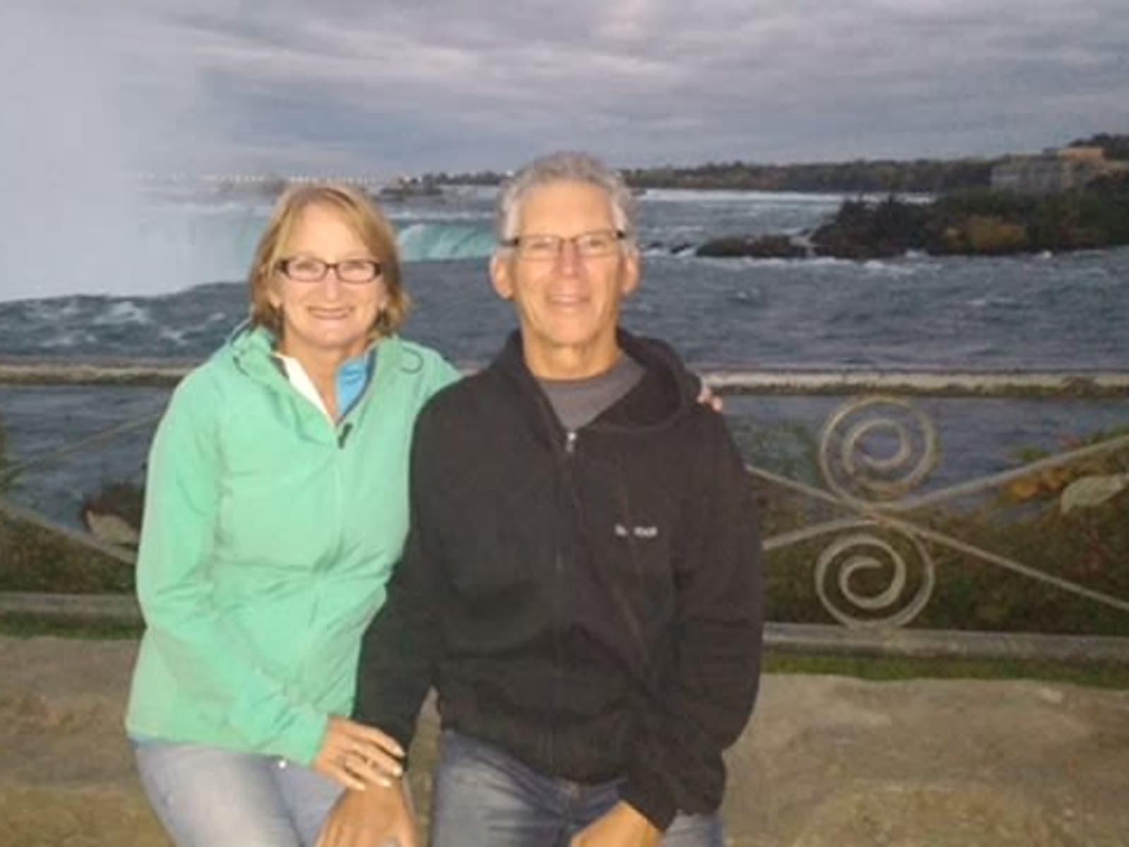 Bonita & Gary from Oxford, Nova Scotia, Canada