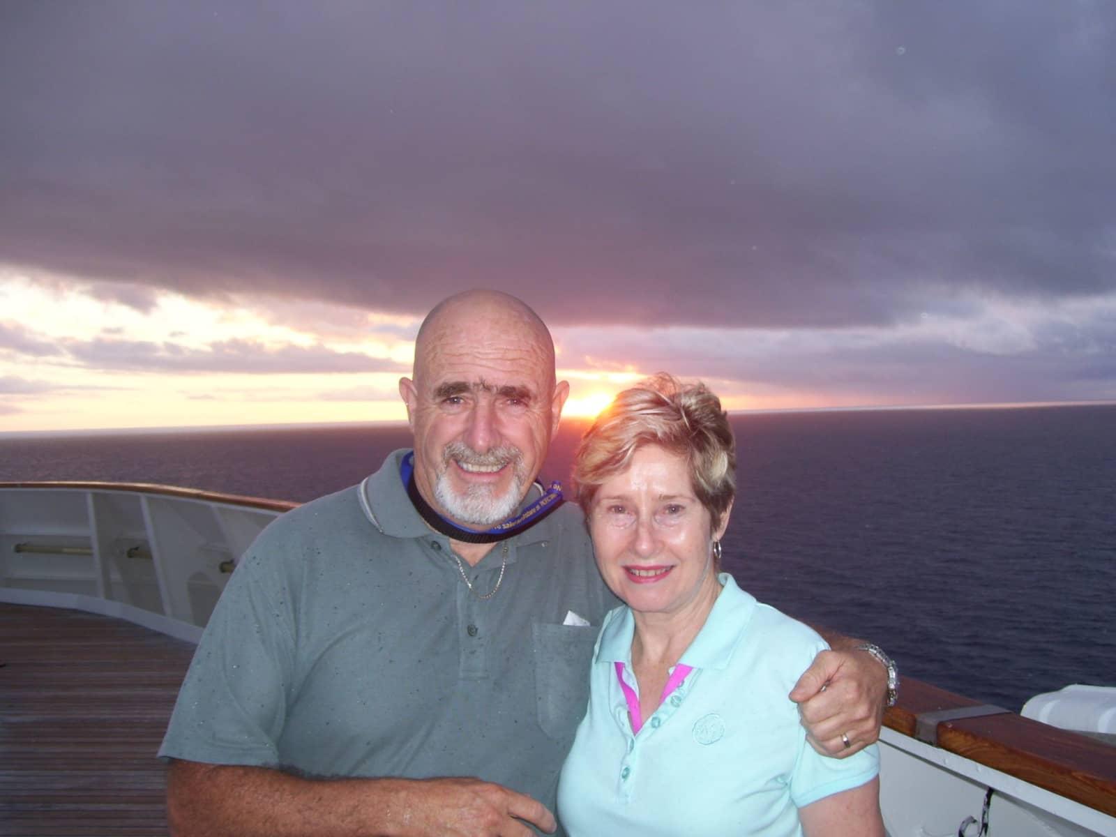Eric & Shaneen from Stanthorpe, Queensland, Australia