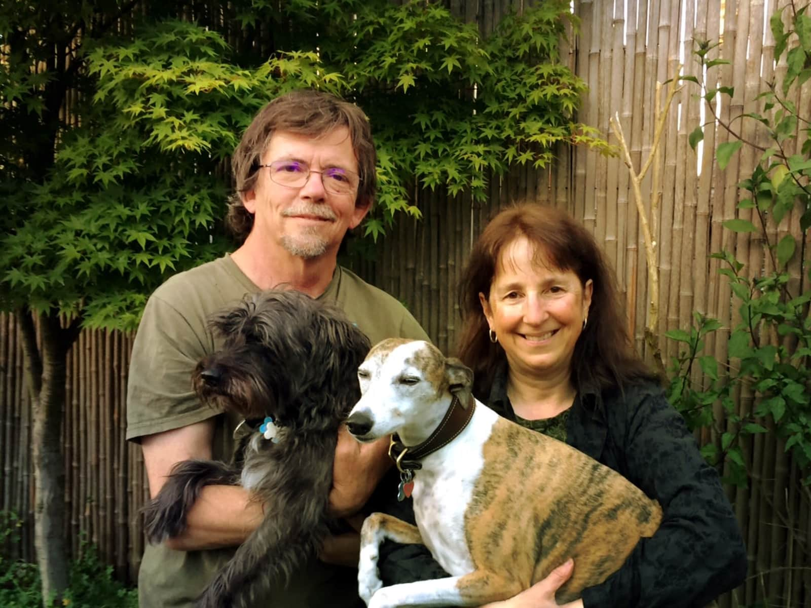 Mare & Steve from El Cerrito, California, United States