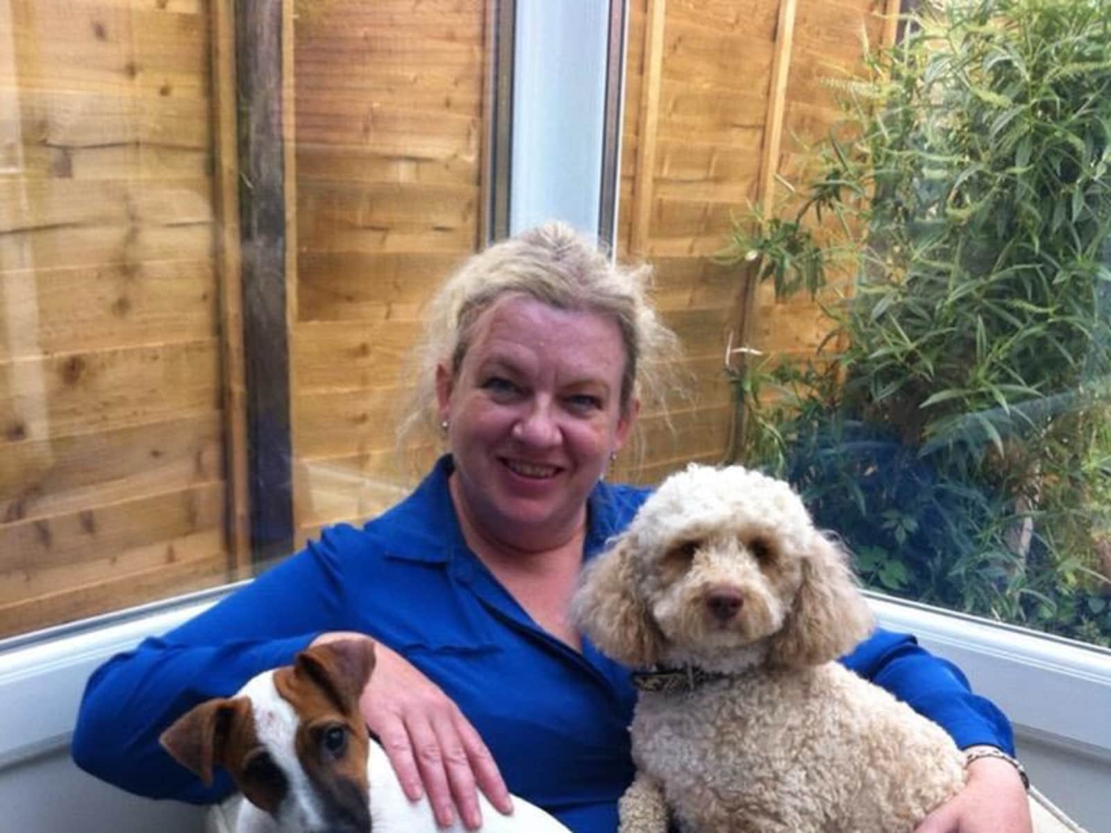 Alison from Bridgend, United Kingdom