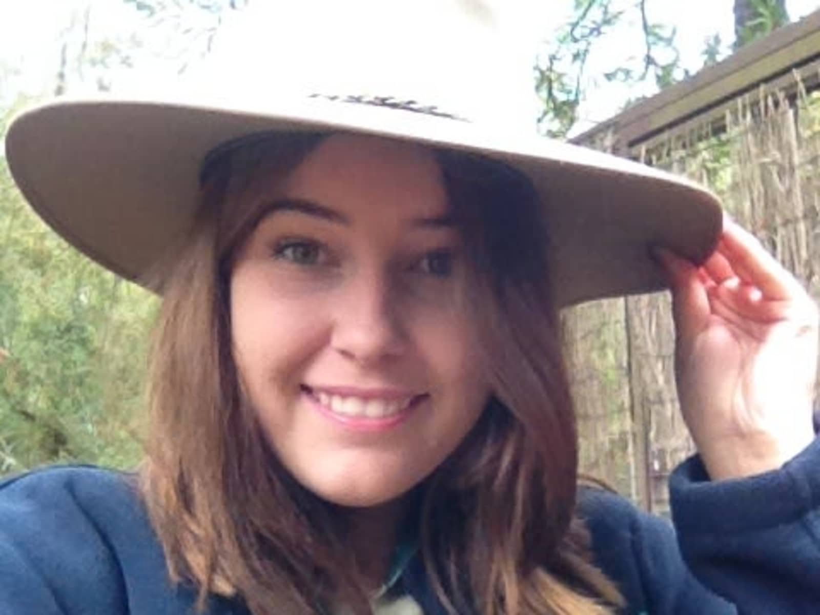 Lauren from Melbourne, Victoria, Australia