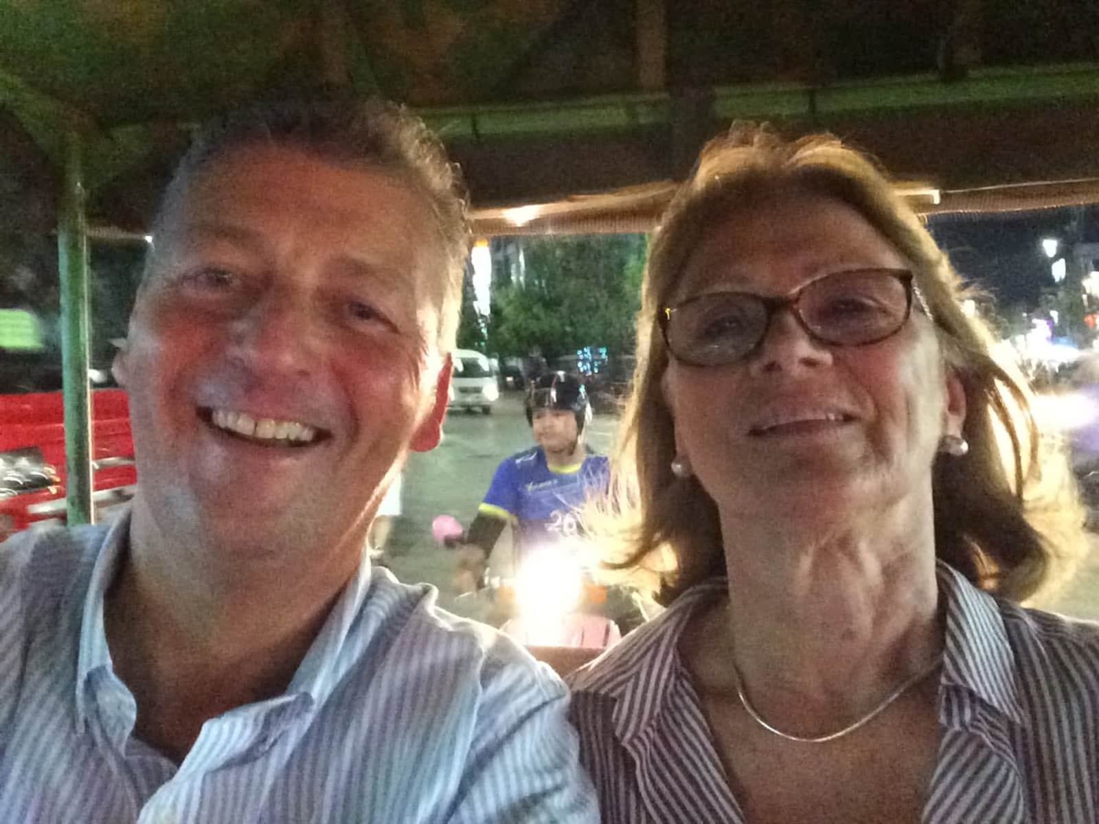 Ron & Marion from Southport, United Kingdom
