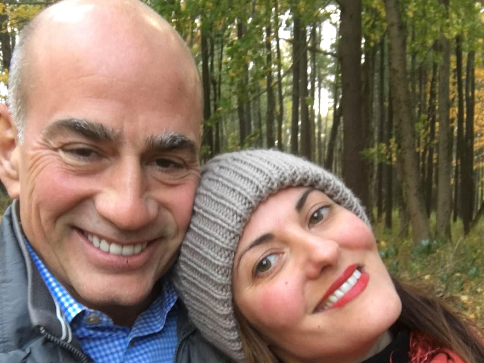 Todd & Ainara from New York City, New York, United States