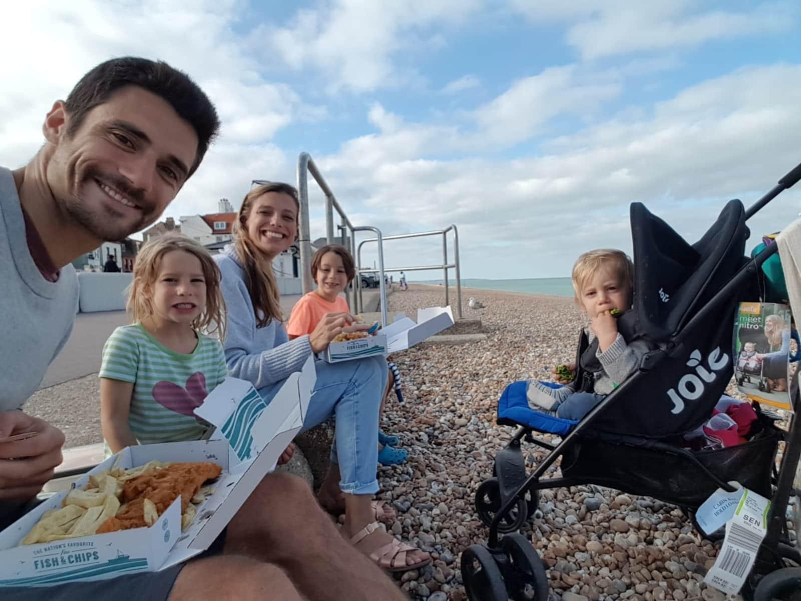 Kate & Josh from London, United Kingdom