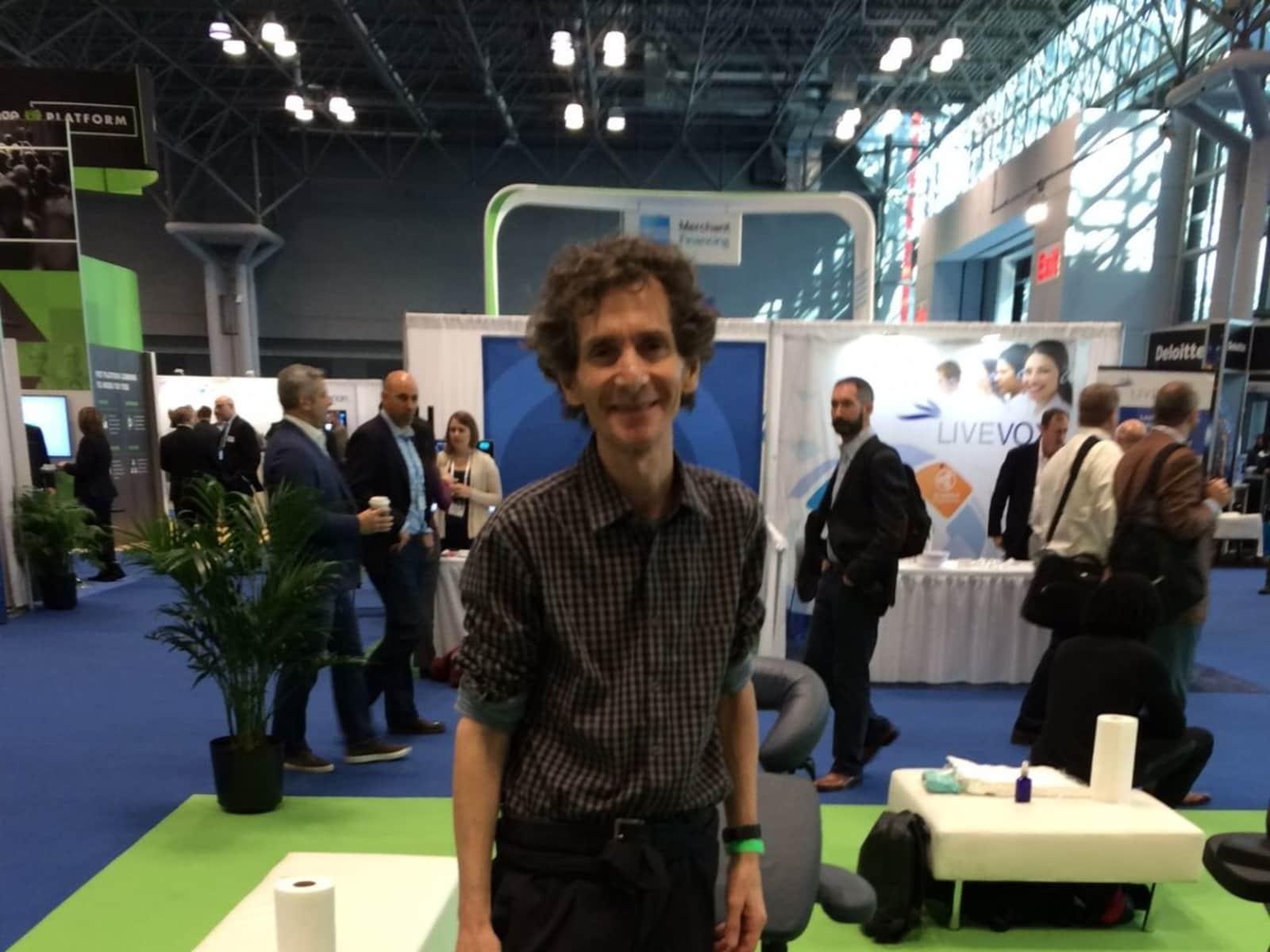 Tony from New York City, New York, United States