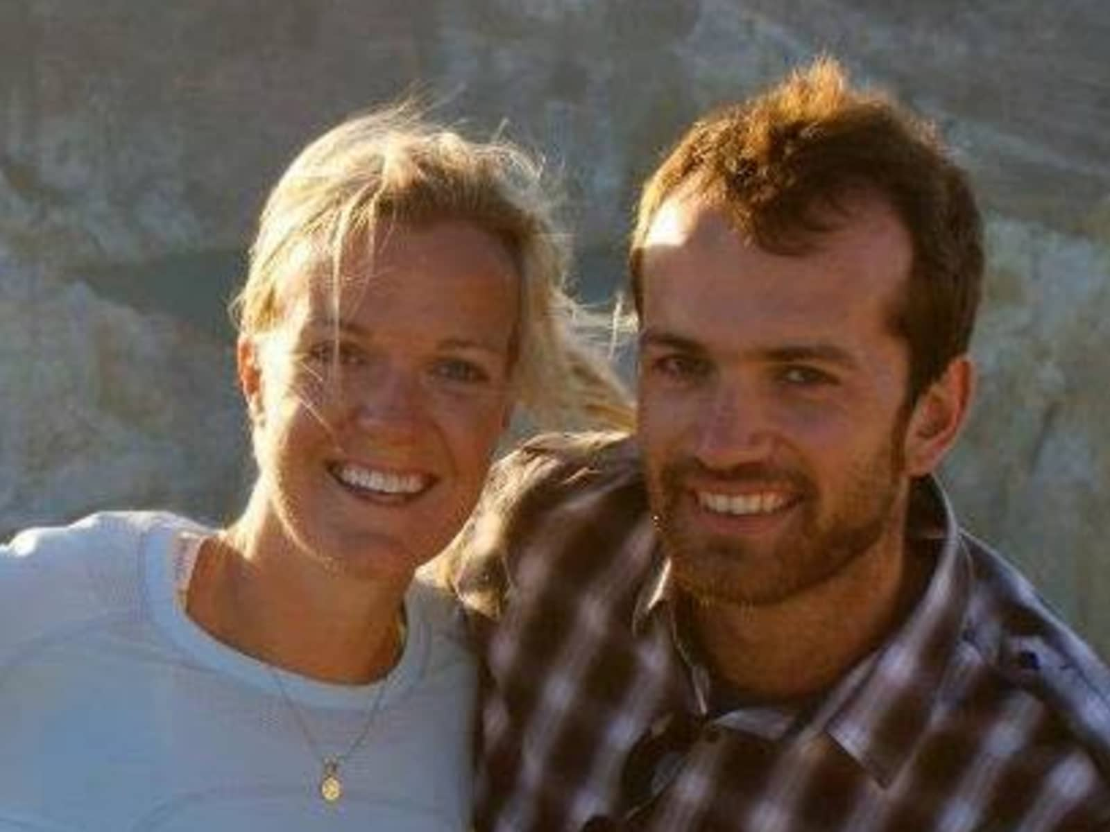 Georgina & George from Sydney, New South Wales, Australia