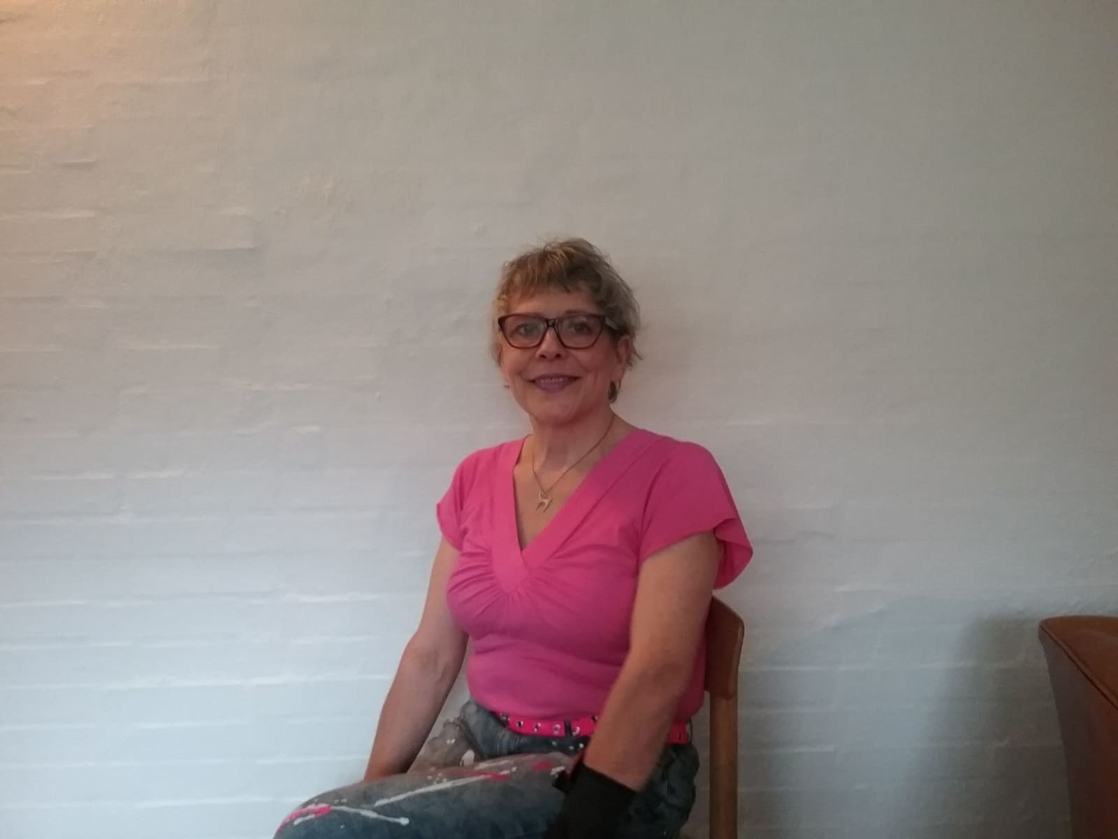 Kathryn cargill from Esbjerg, Denmark