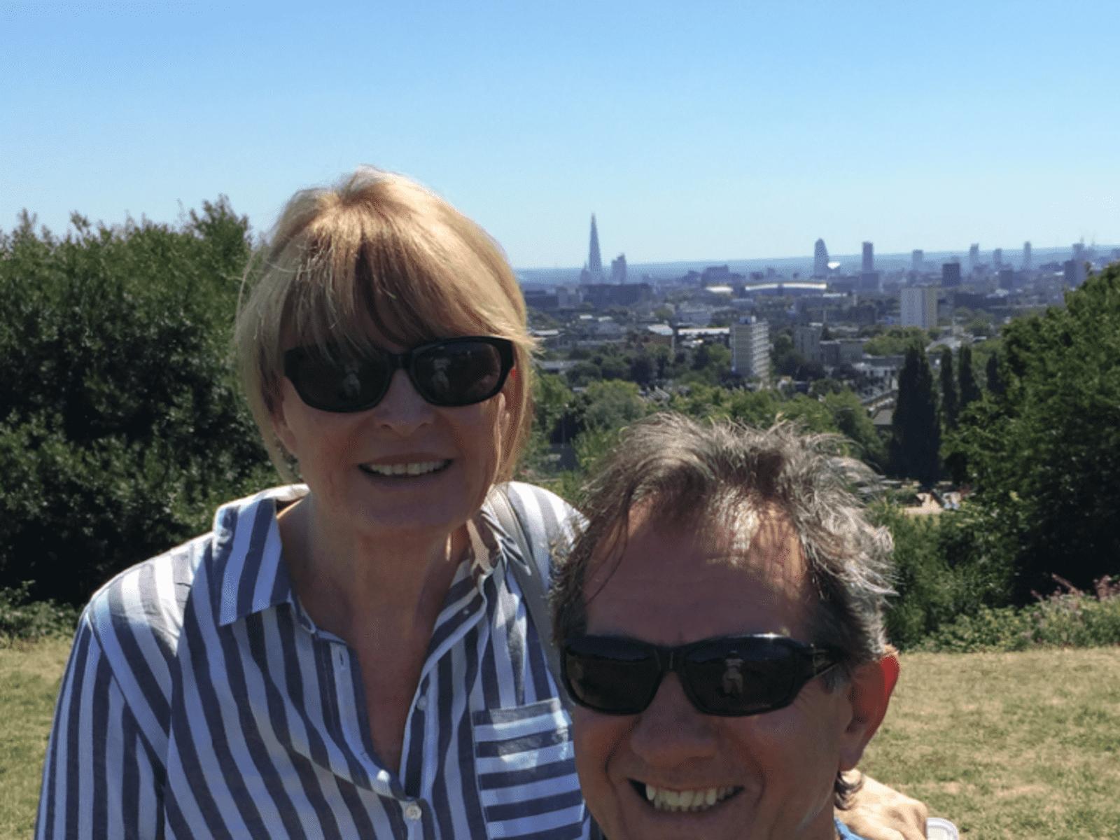 Margaret & Tony from Victoria, British Columbia, Canada