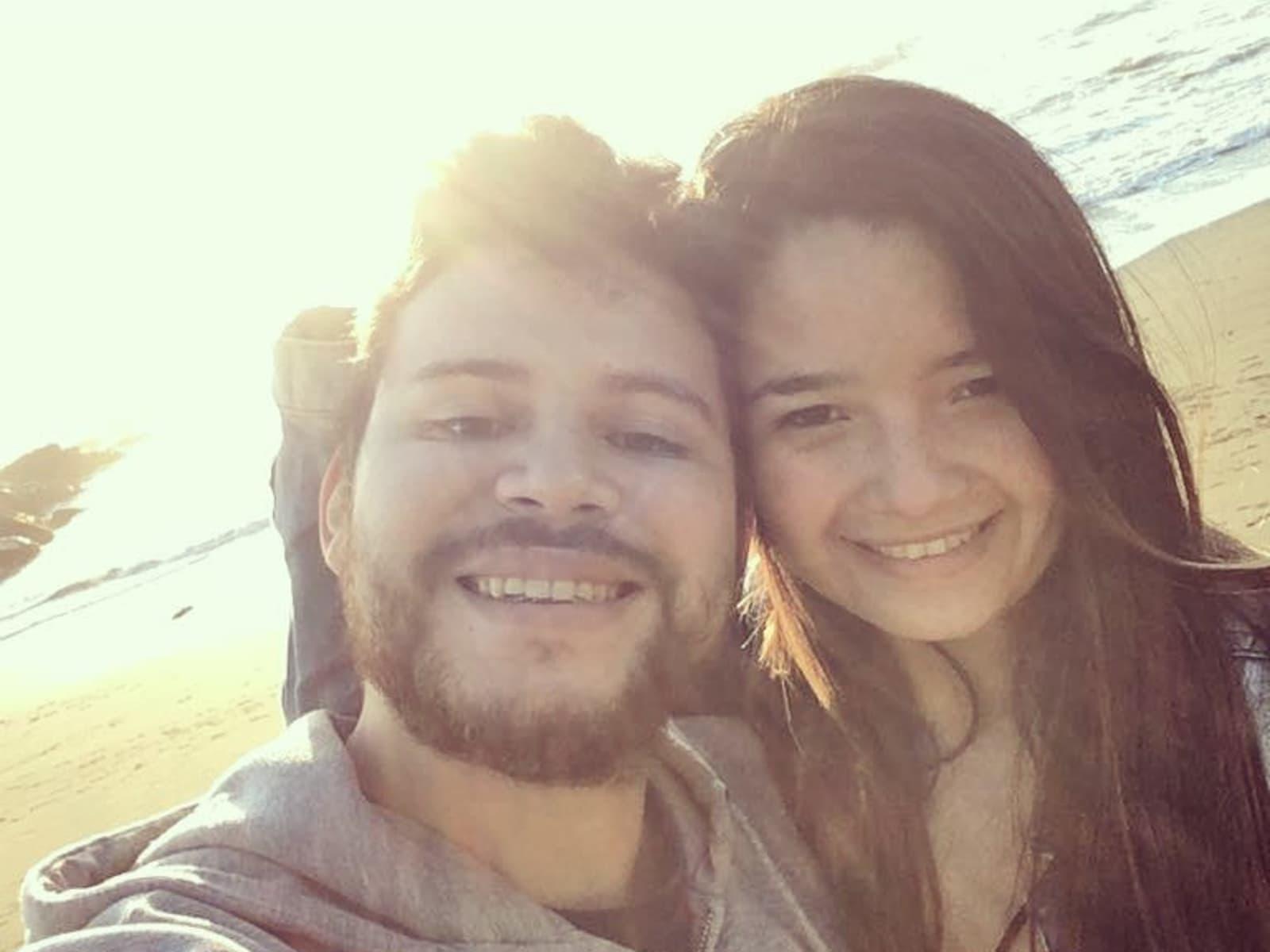 Francisco & Paola from Talca, Chile
