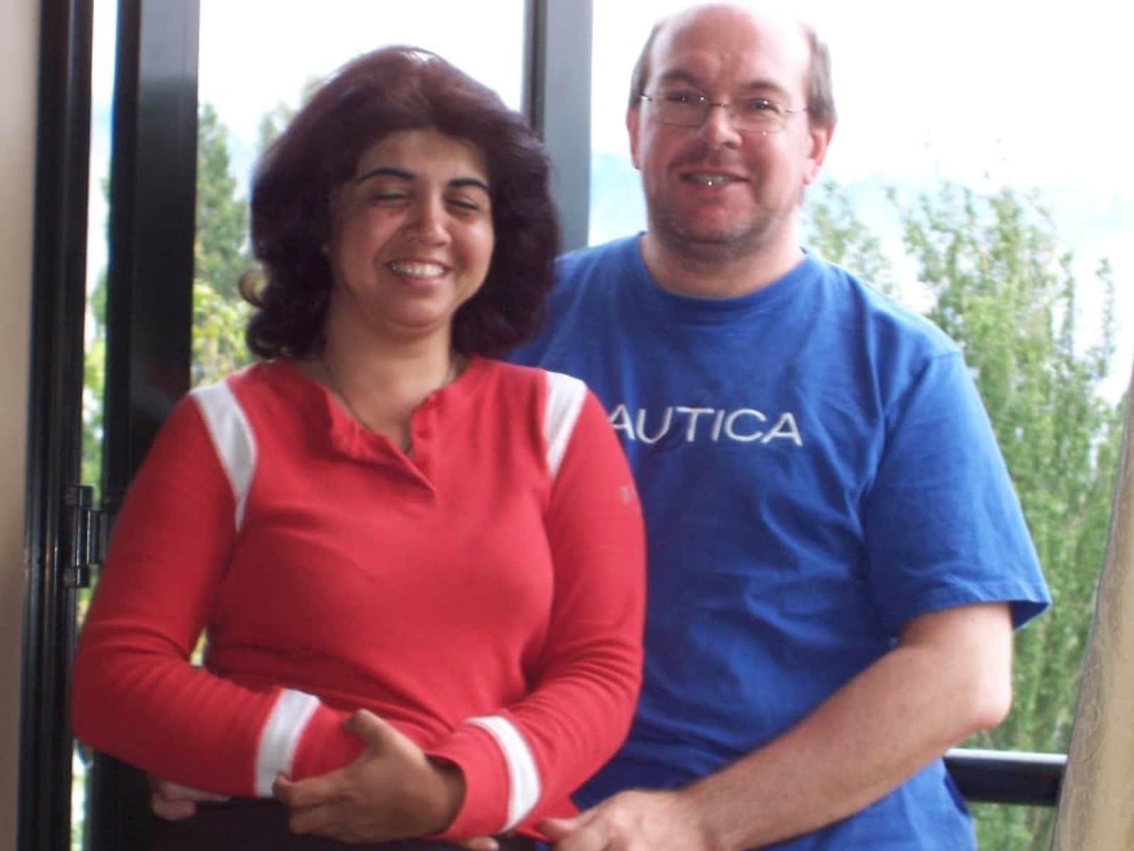 Tony & Samina from Sydney, New South Wales, Australia