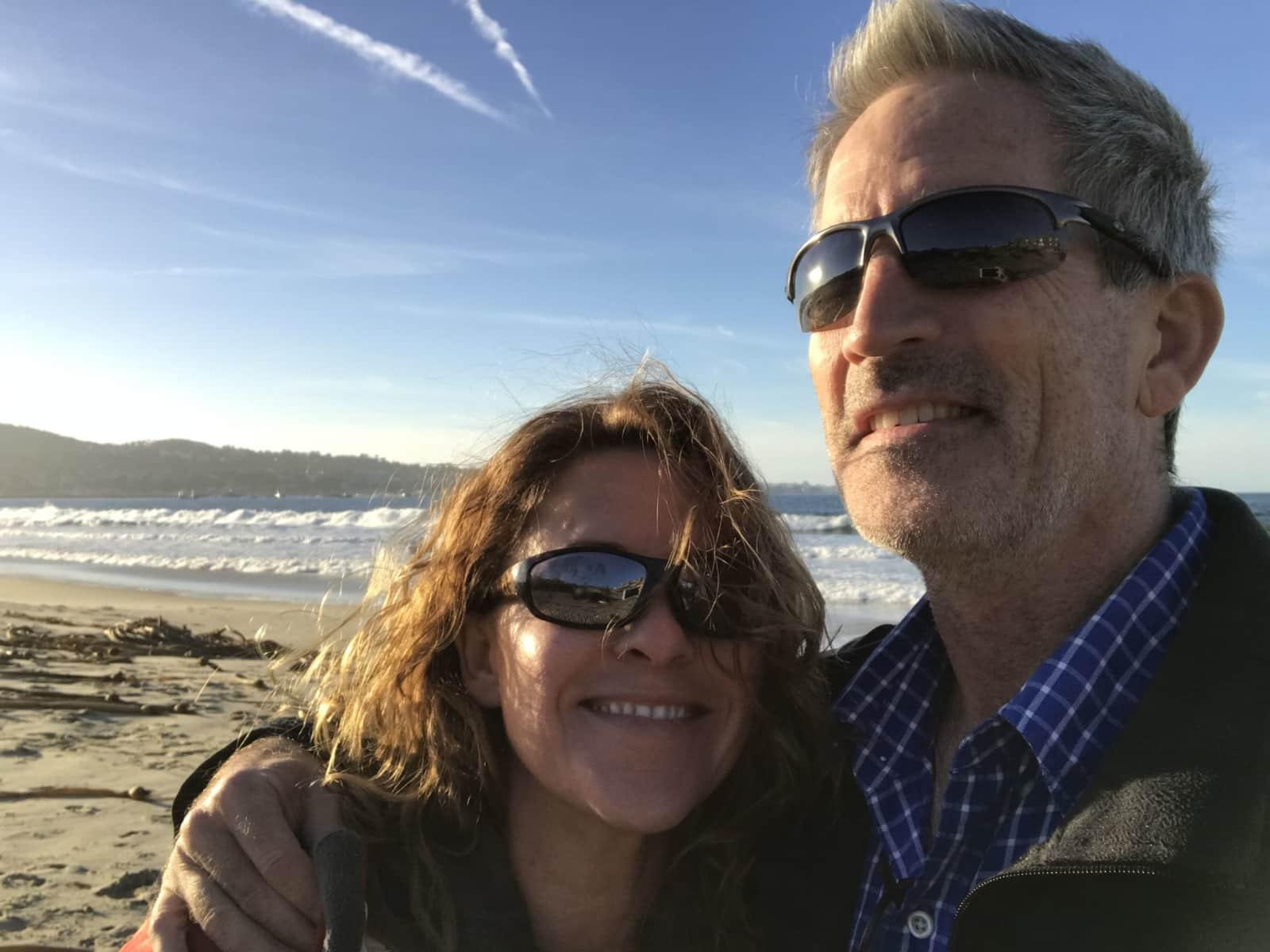 Wanda & Tom from Calgary, Alberta, Canada