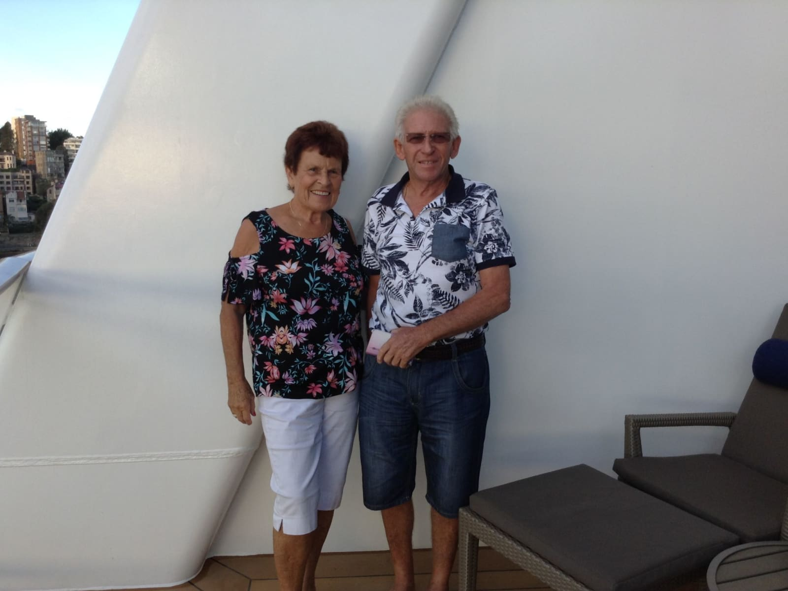 Heather & Chris from Hervey Bay, Queensland, Australia