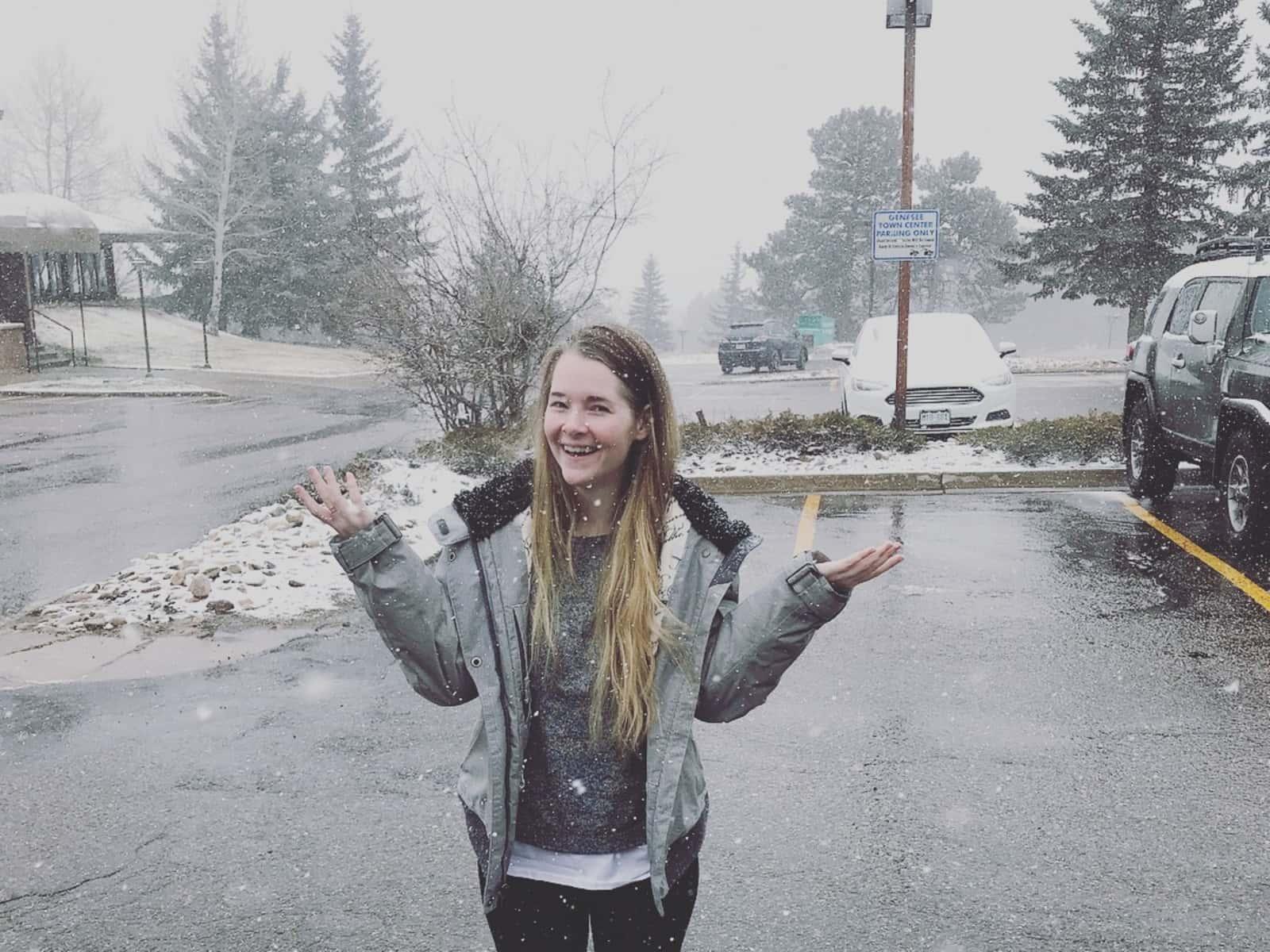 Anna from Boston, Massachusetts, United States