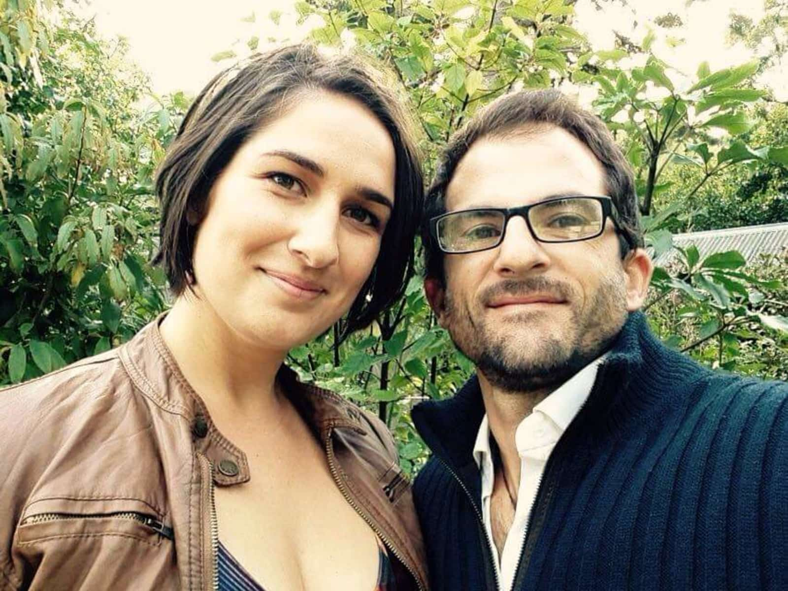 Louise & Francisco (xico) from Christchurch, New Zealand