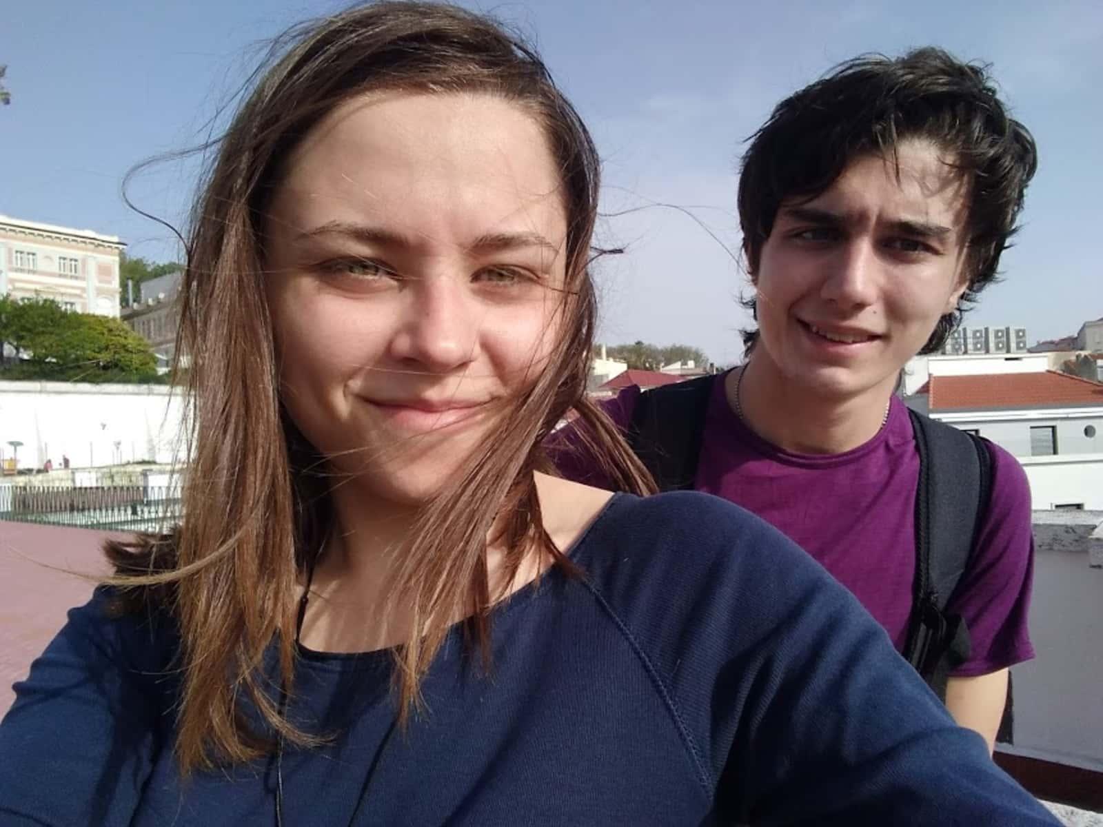 Adrian & Alexandra from Bucharest, Romania