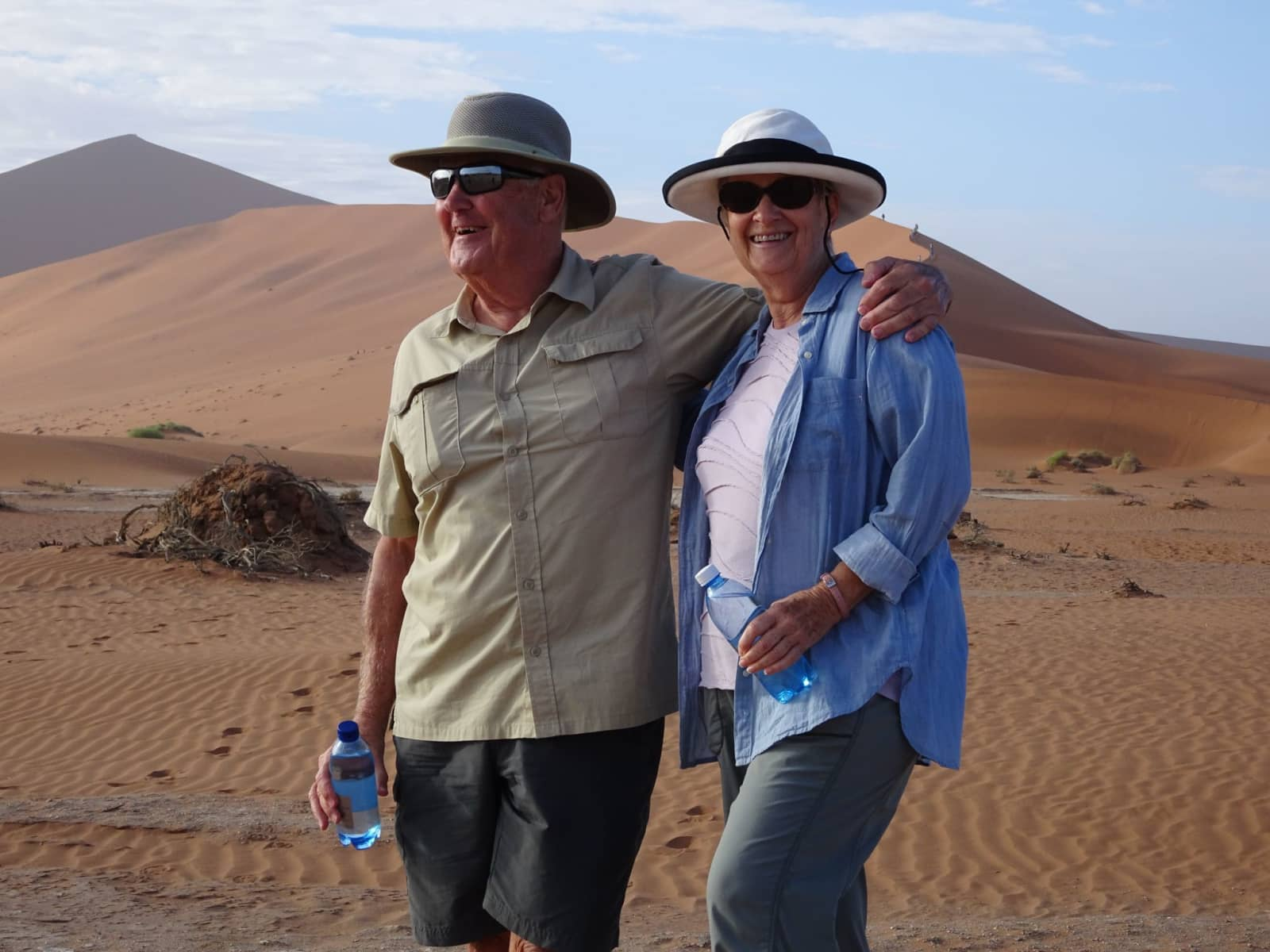Dan & Wendy from Collingwood, Ontario, Canada