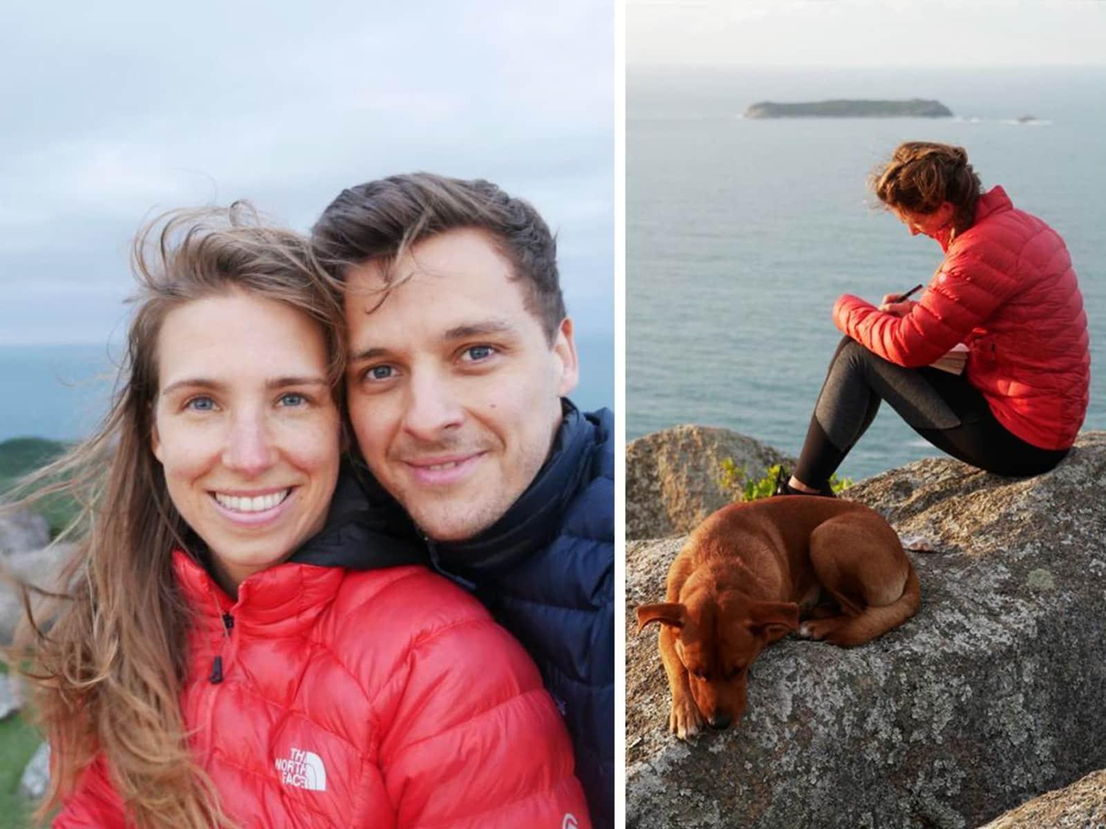 Dorothy & Dean from Taunton, United Kingdom
