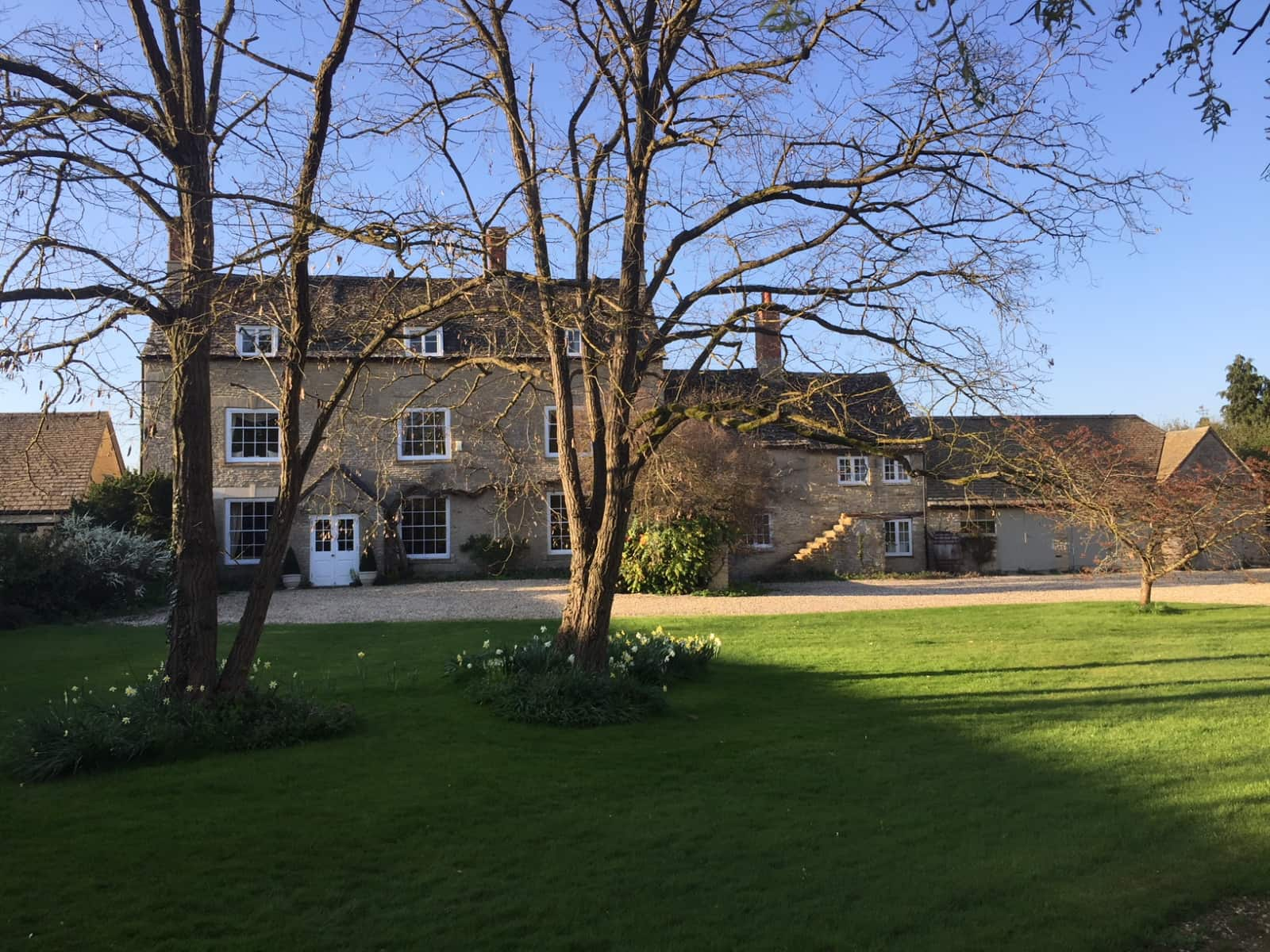 Housesitting assignment in Bampton, United Kingdom