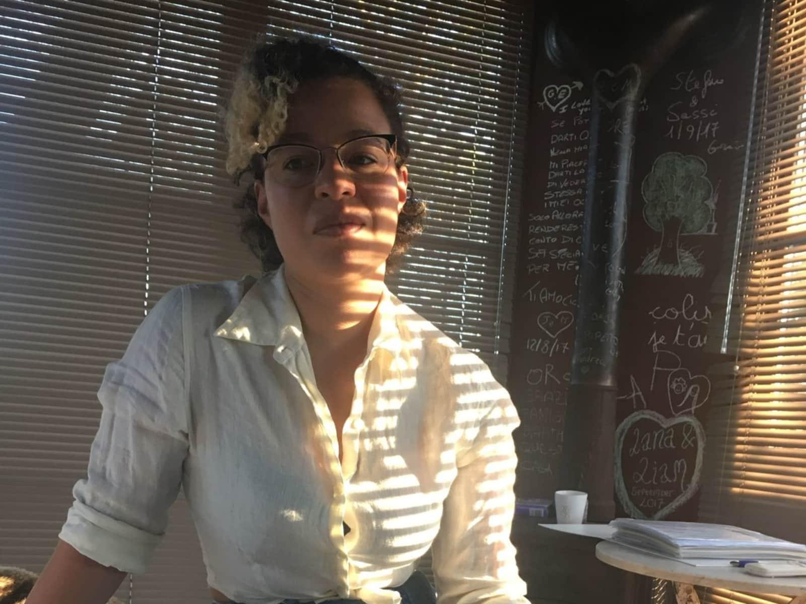 Eliana from Atlanta, Georgia, United States