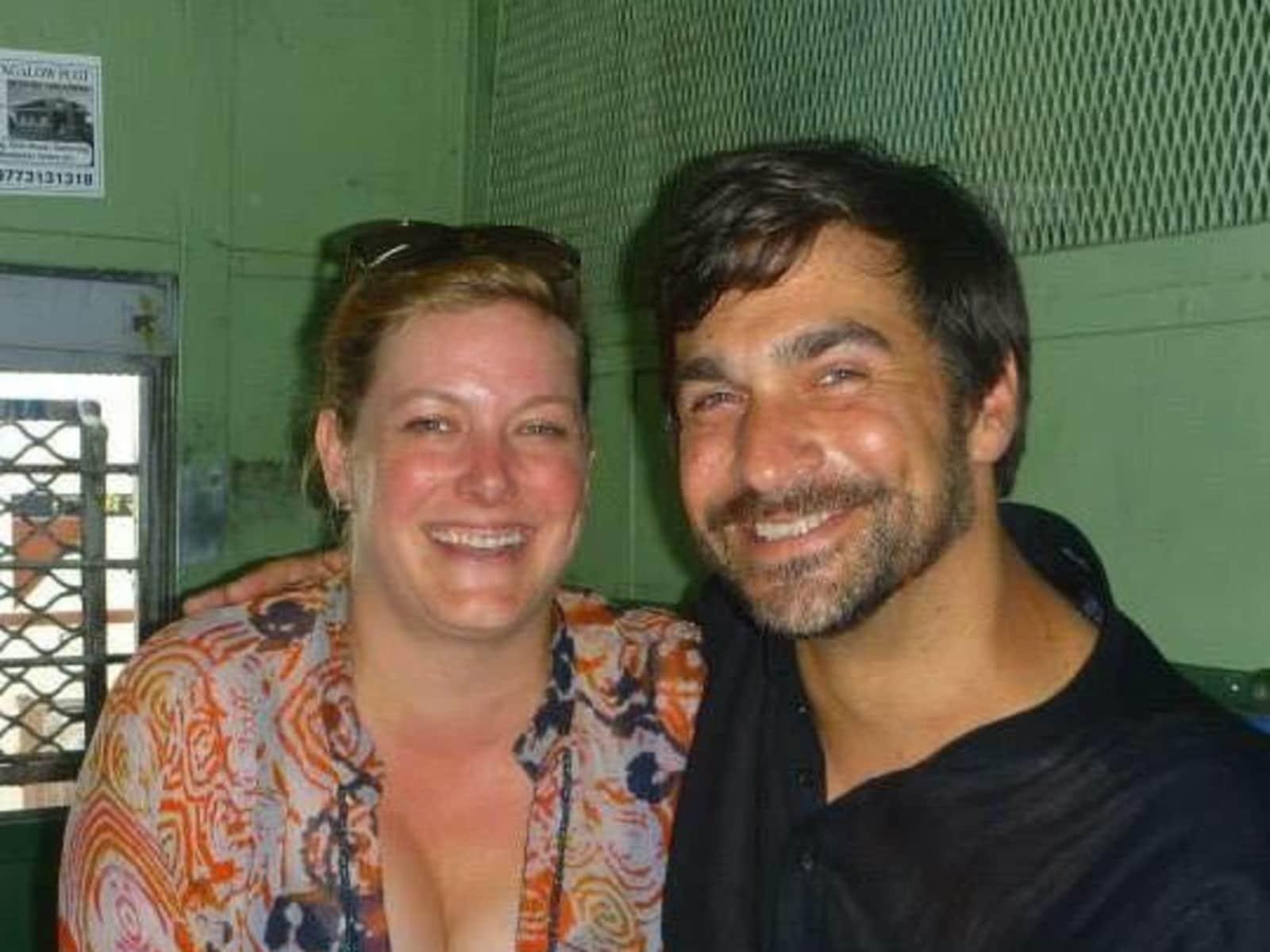 Rachaal & John from Puerto Vallarta, Mexico
