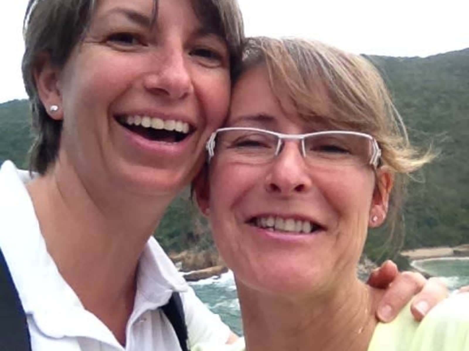 Susan & Jane from Colchester, United Kingdom