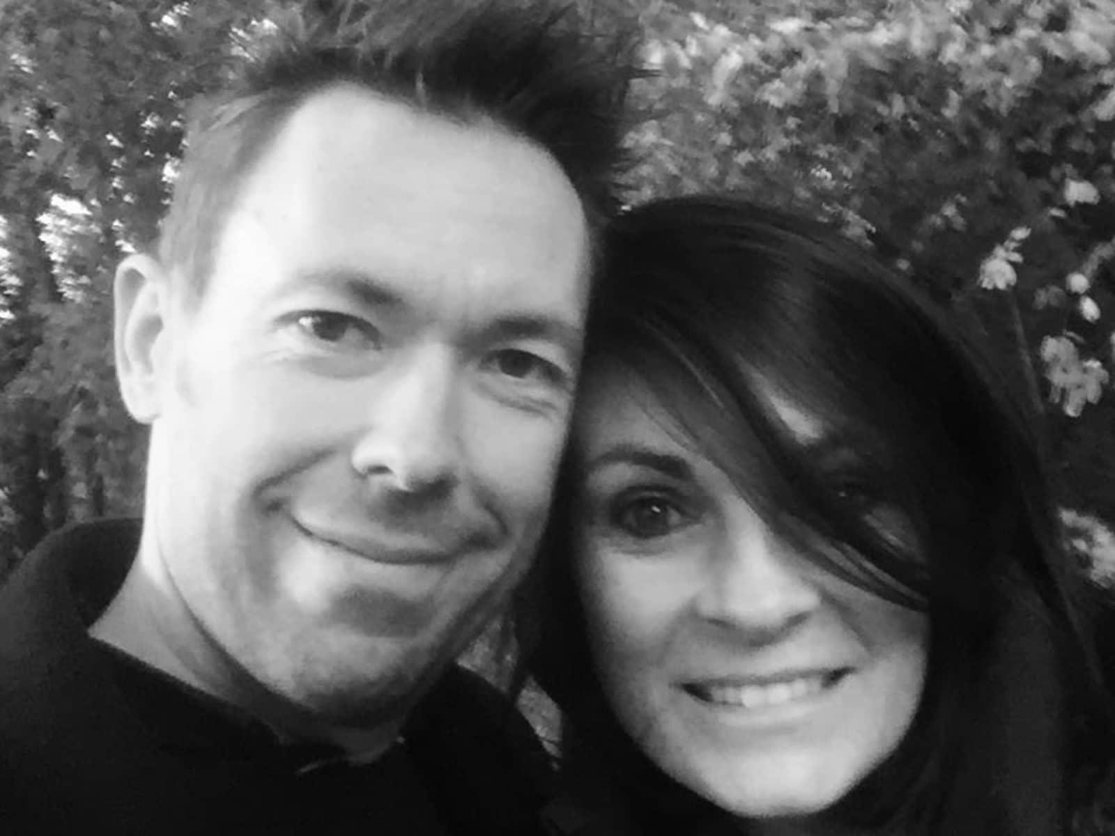 Verity & Ian from Snodland, United Kingdom