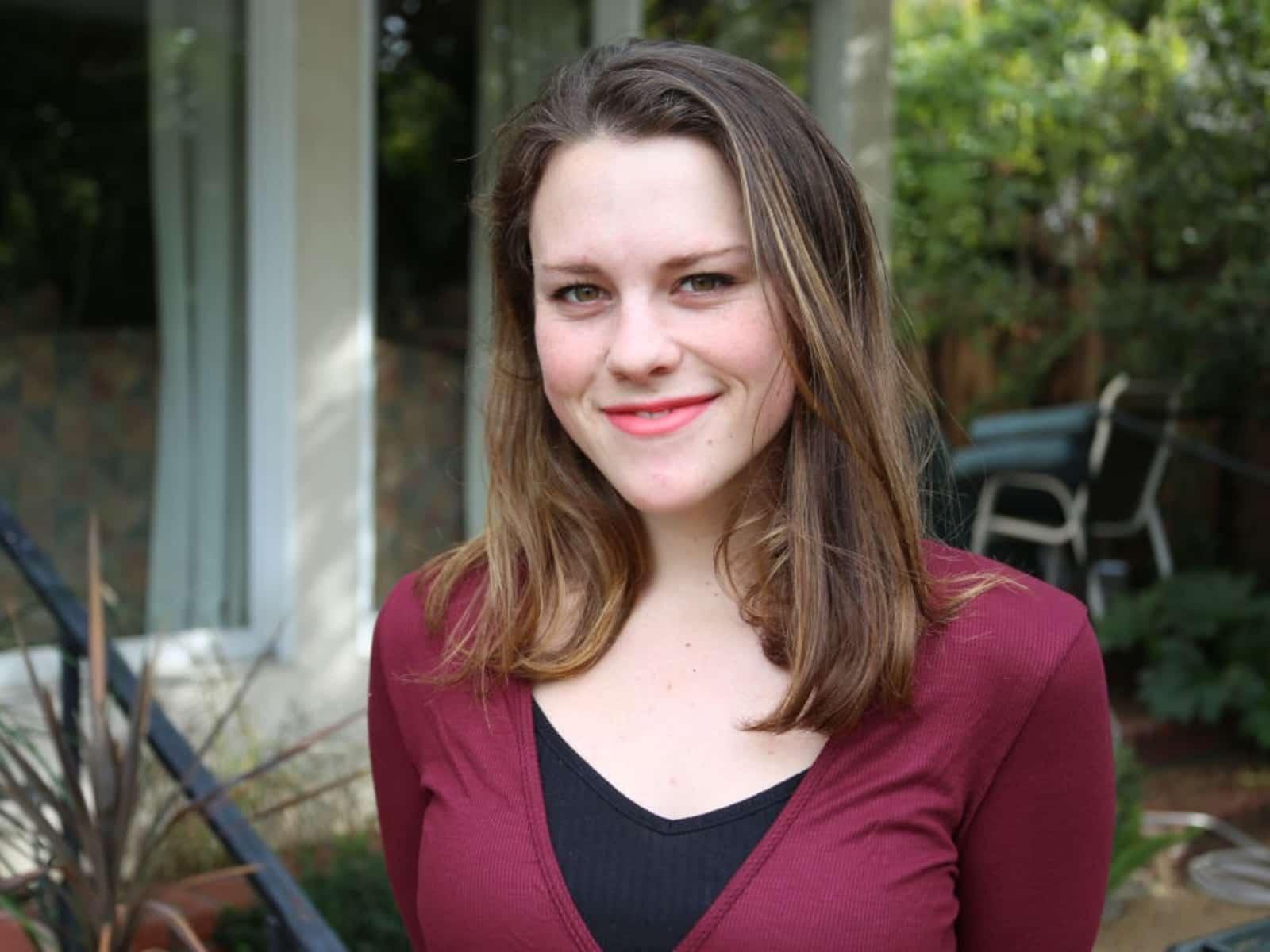 Anna from Berkeley, California, United States