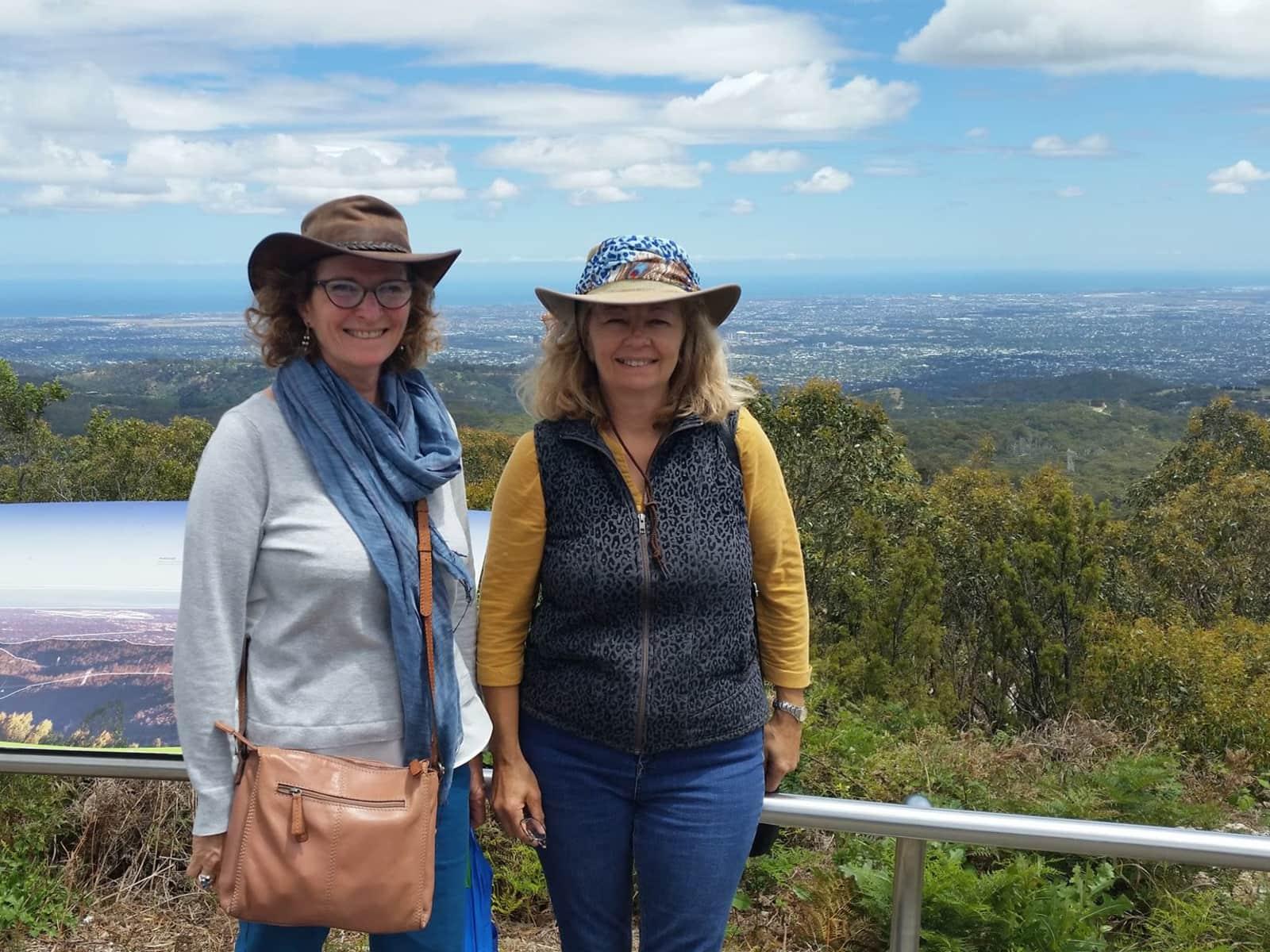Cheryl & Julie from Melbourne, Victoria, Australia