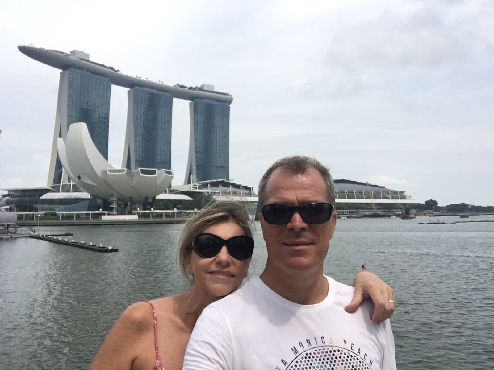 Martin & Tracey from Andover, United Kingdom