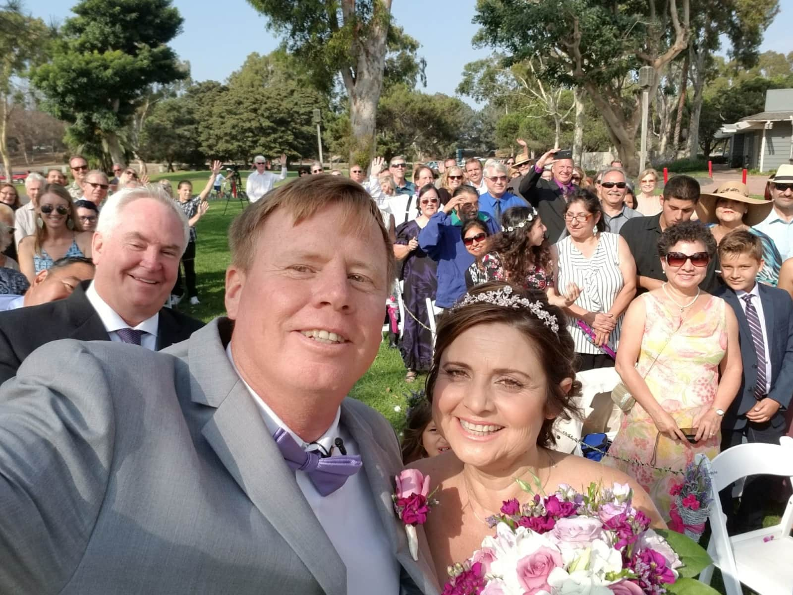Kevin & Alicia from San Diego, California, United States
