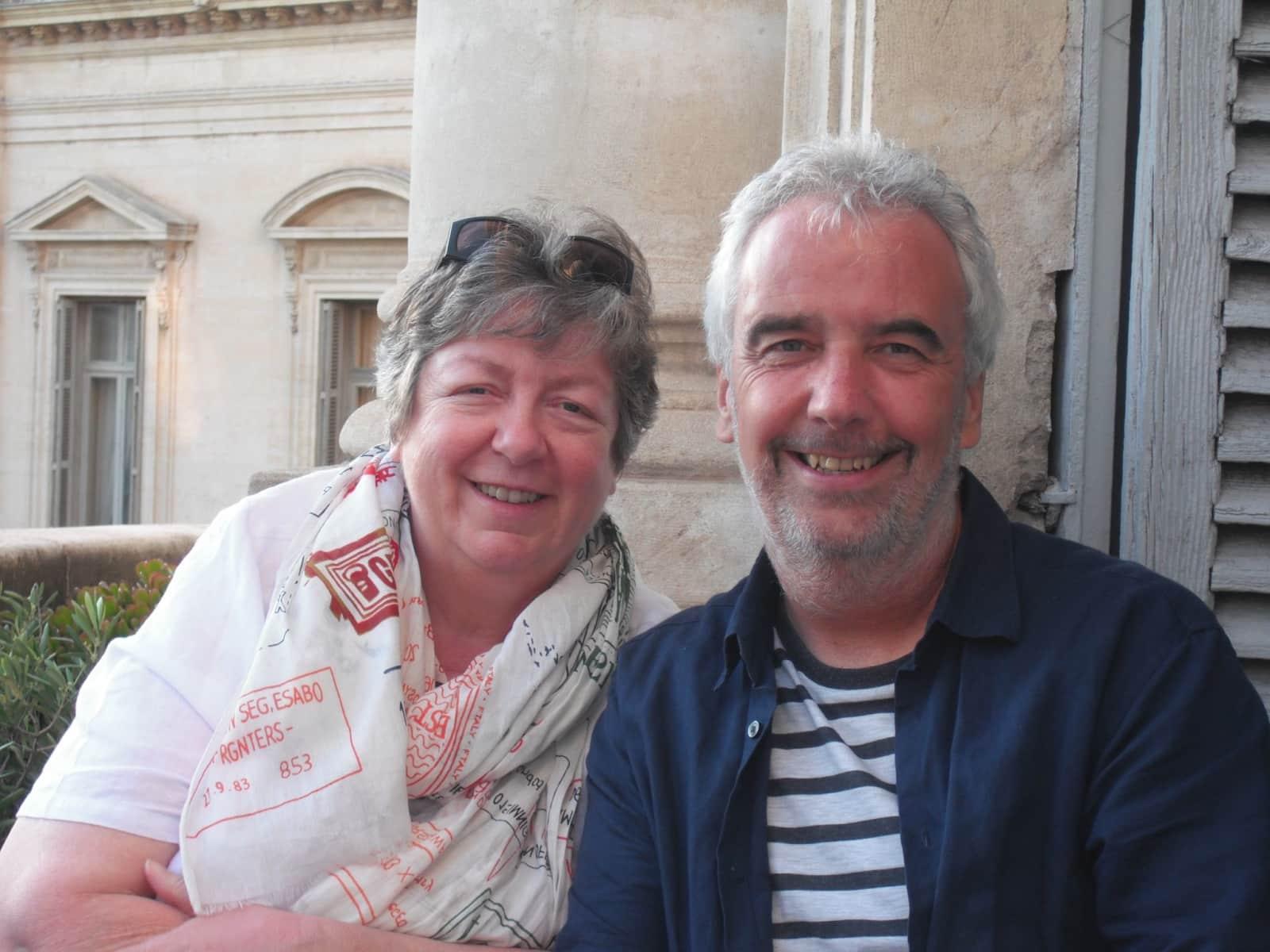 Clare & Matthew from Harrogate, United Kingdom