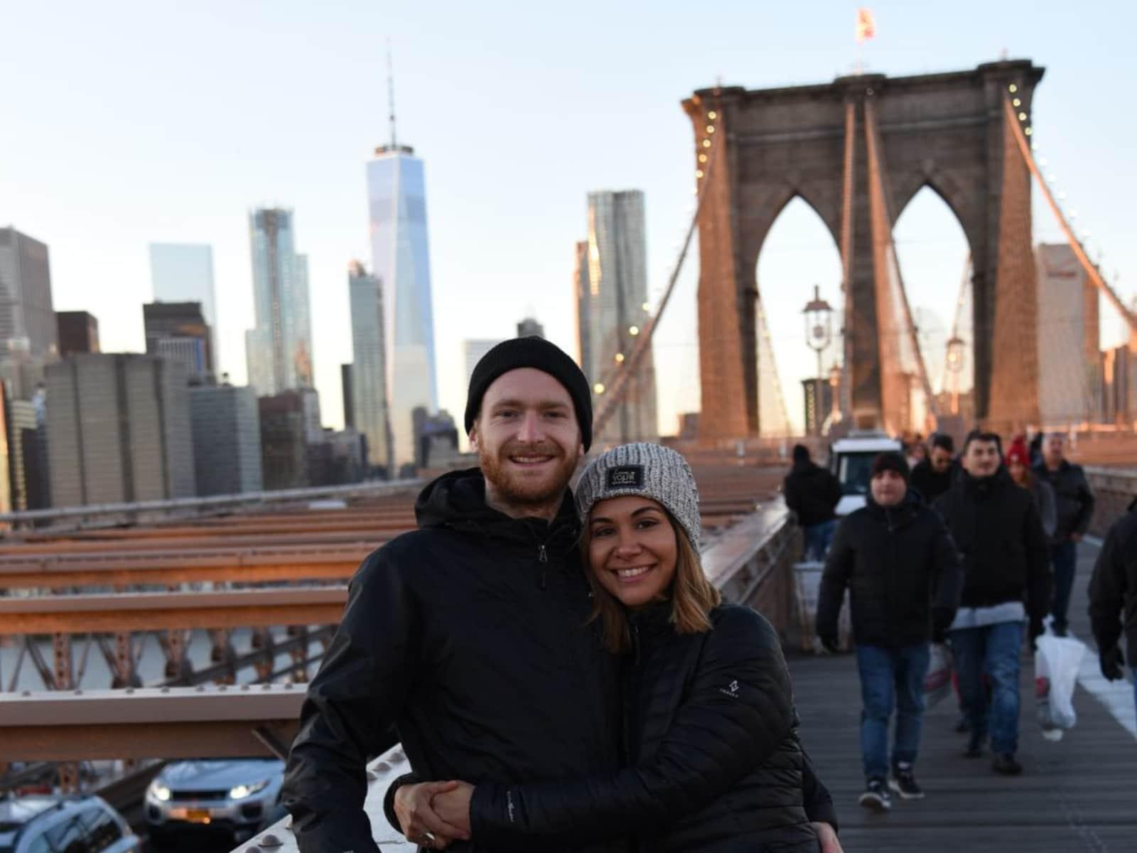 Matthew & Ana from Boston, Massachusetts, United States