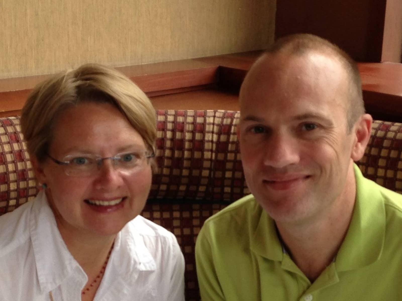 Emily & Marc from Rijswijk, Netherlands