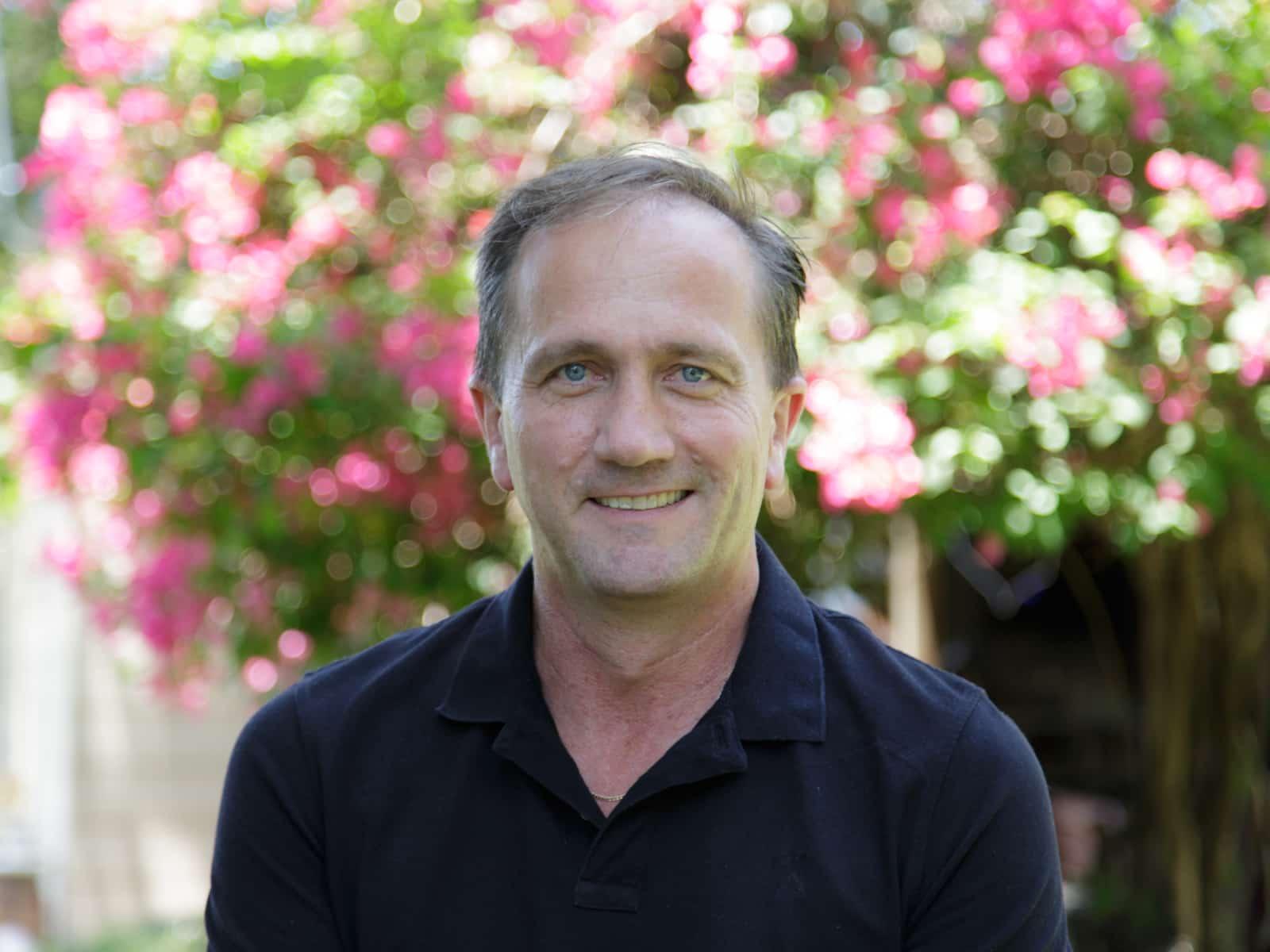 Brian from Melbourne, Victoria, Australia