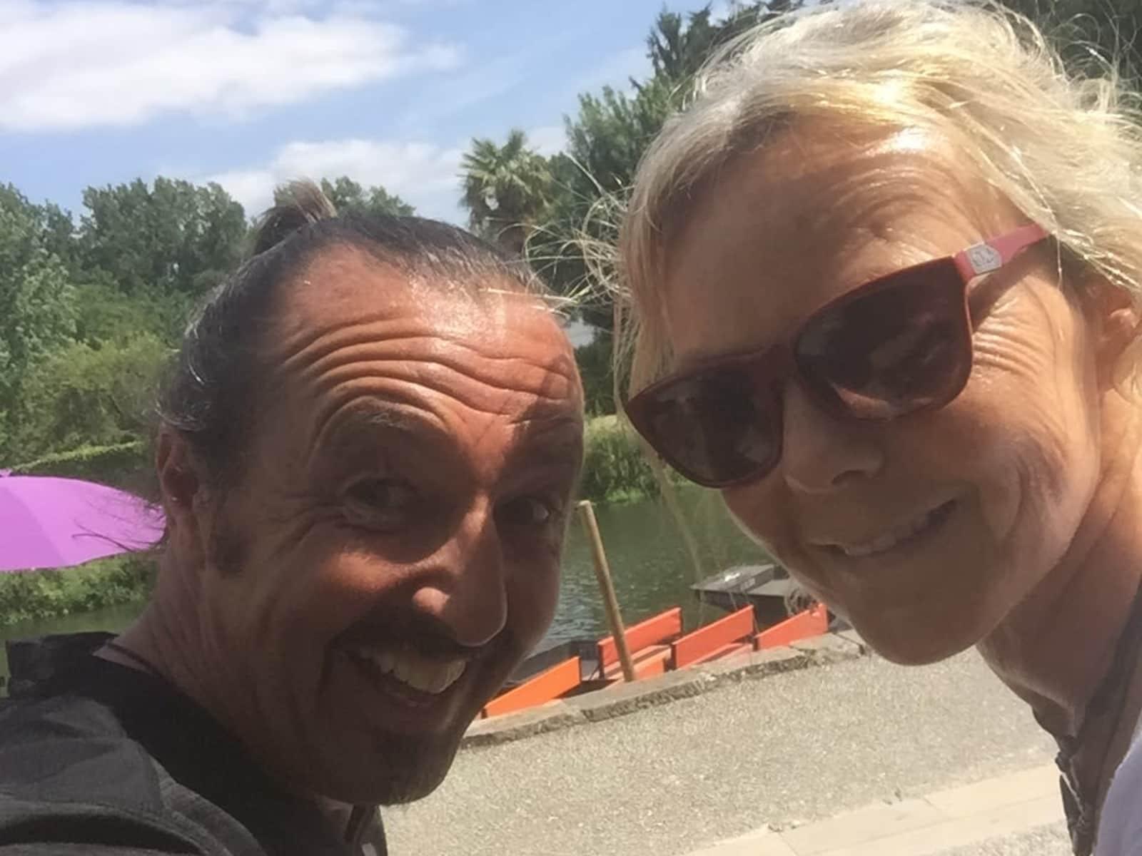 Paul & Bernadette from Darlington, United Kingdom