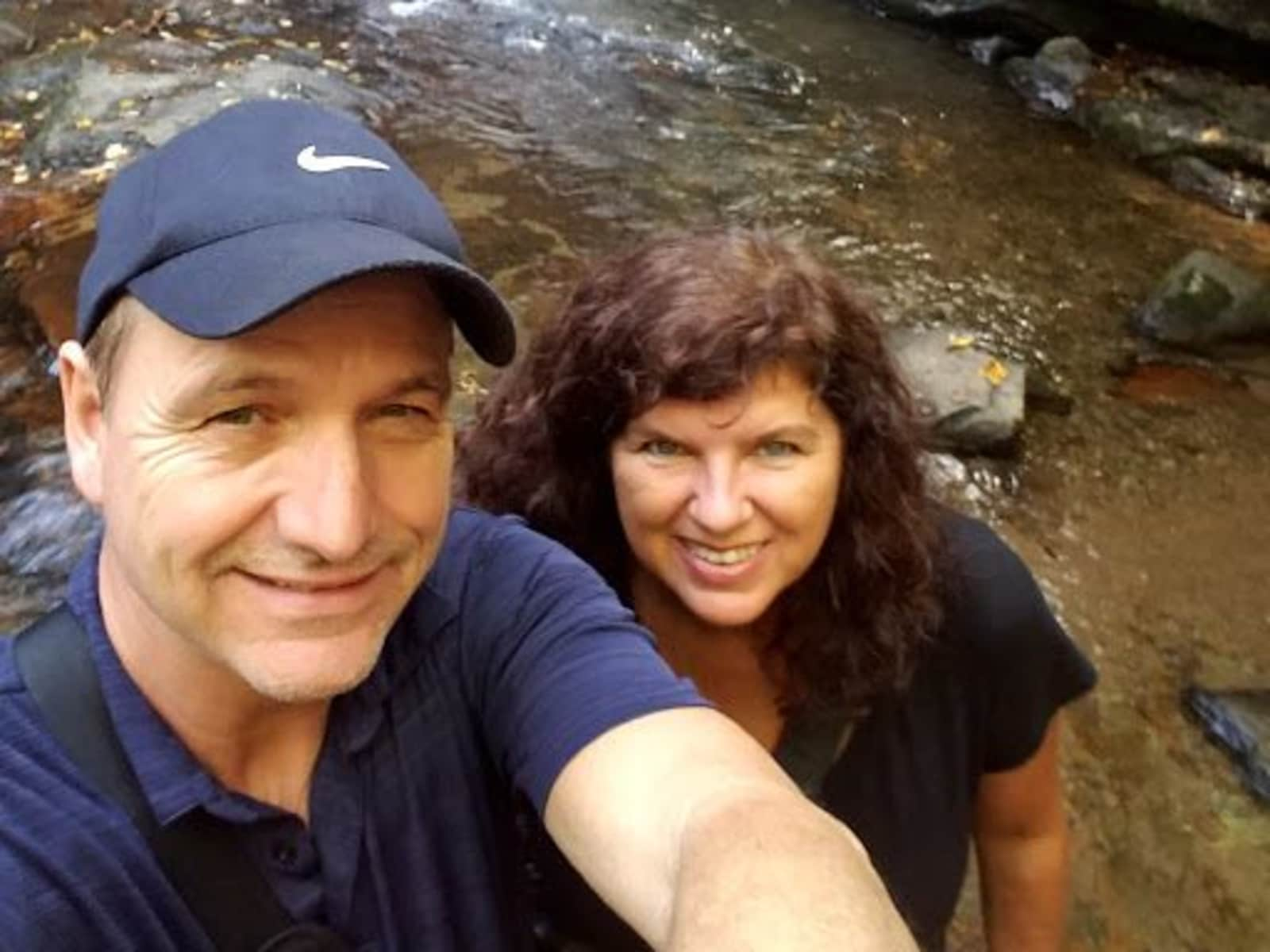 Barbara & Stephen from Dahlonega, Georgia, United States