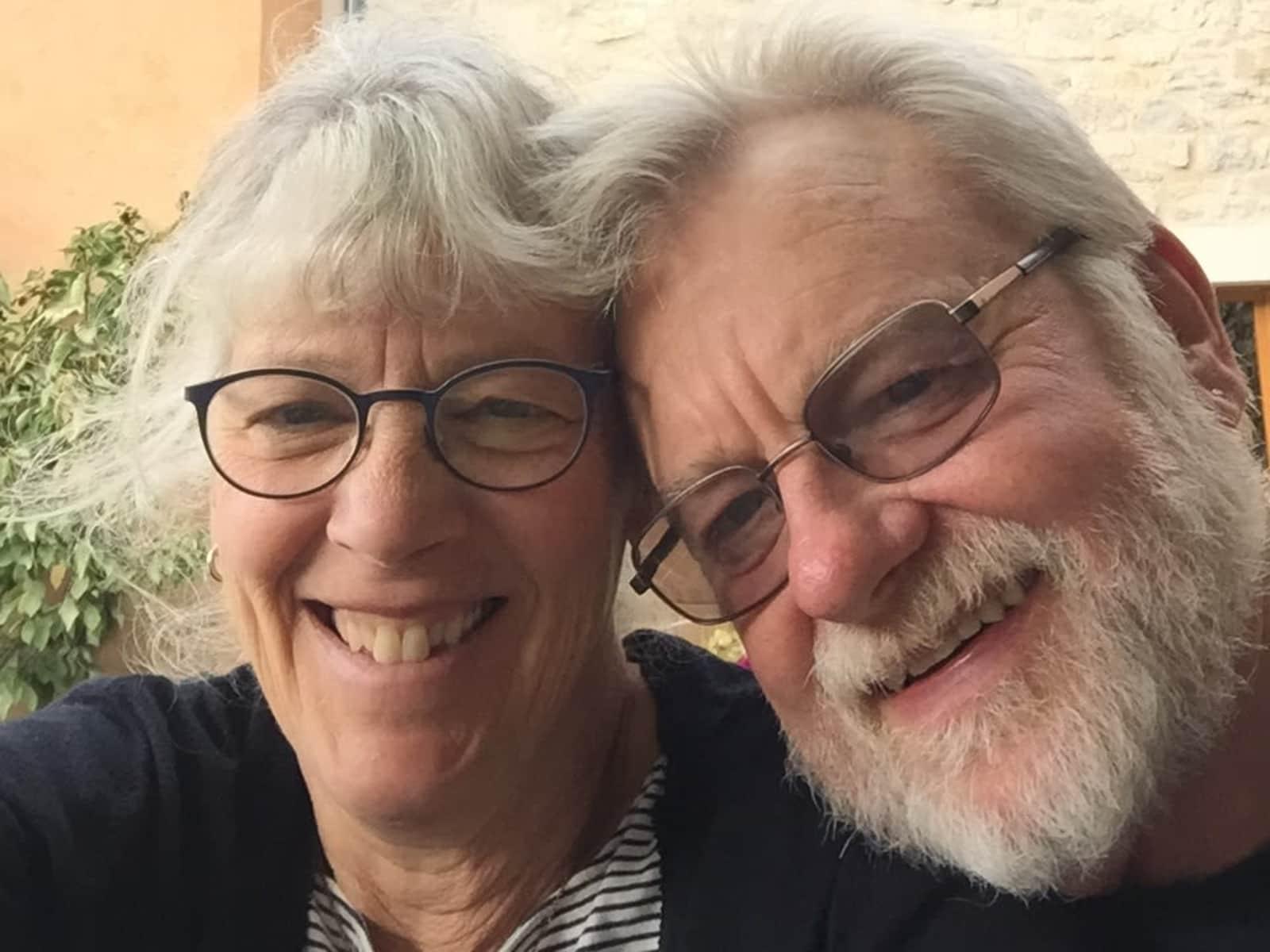 Joni & Scott from Langley, Washington, United States
