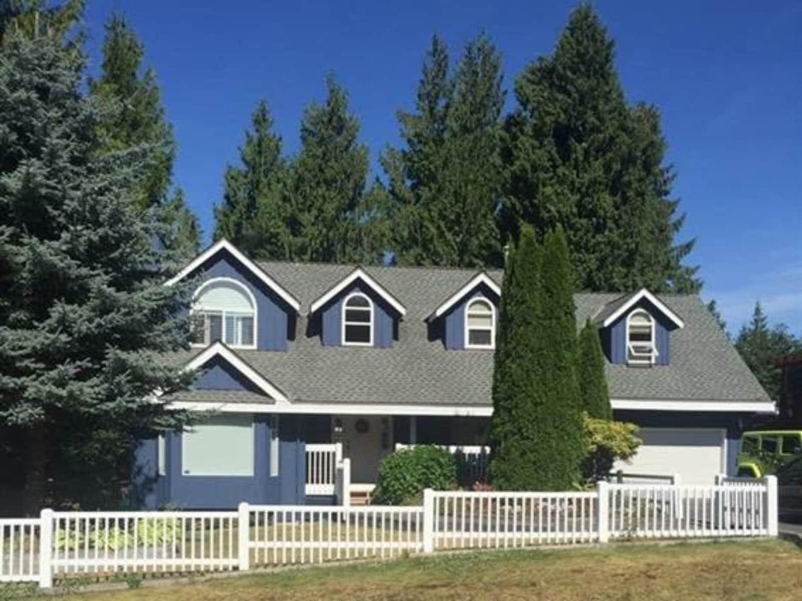 Housesitting assignment in Squamish, British Columbia, Canada