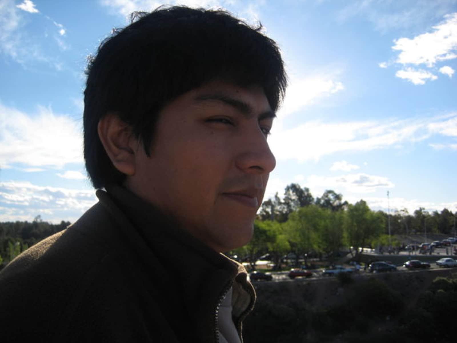 Dante from Neuquén, Argentina