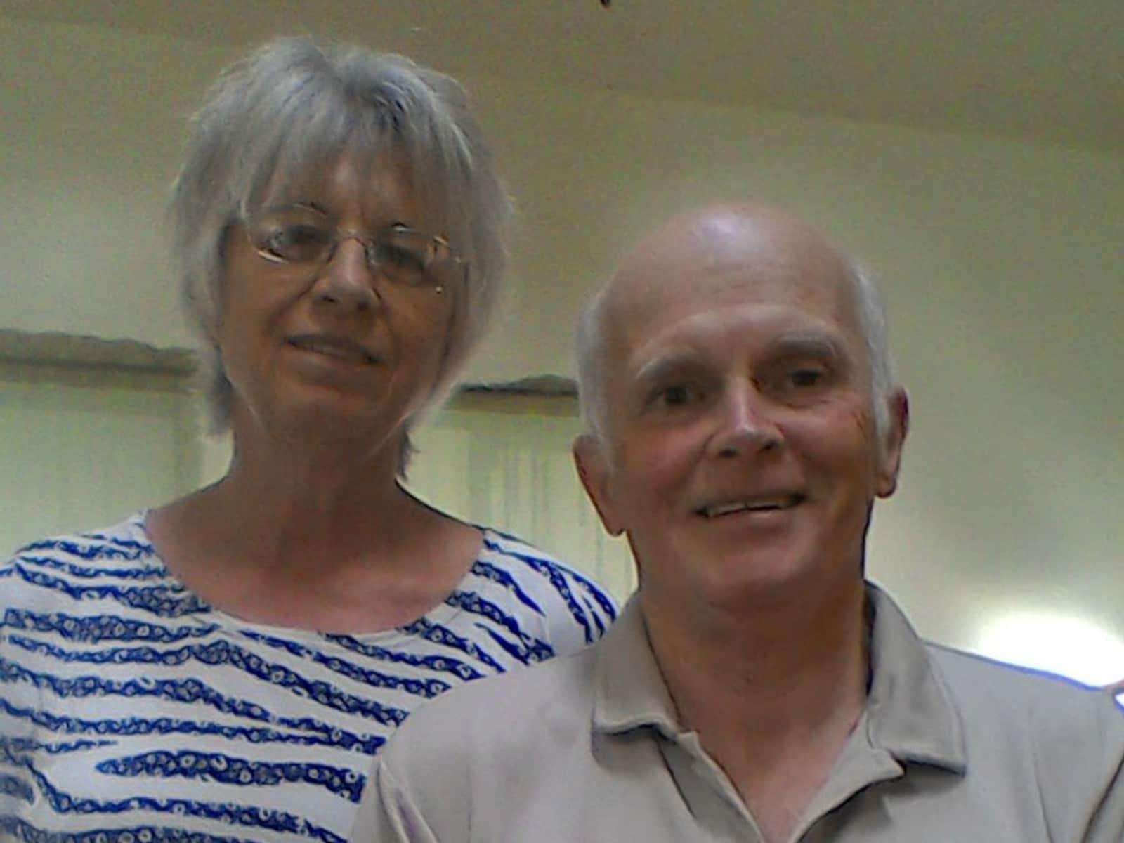 Lynn & Cecil from Toronto, Ontario, Canada
