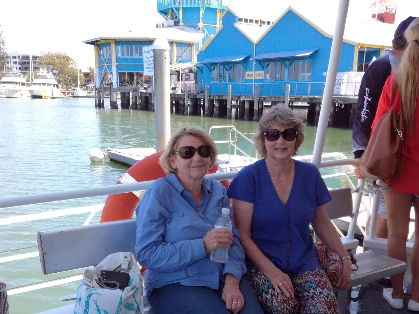Pamela & Margaret from Tauranga, New Zealand